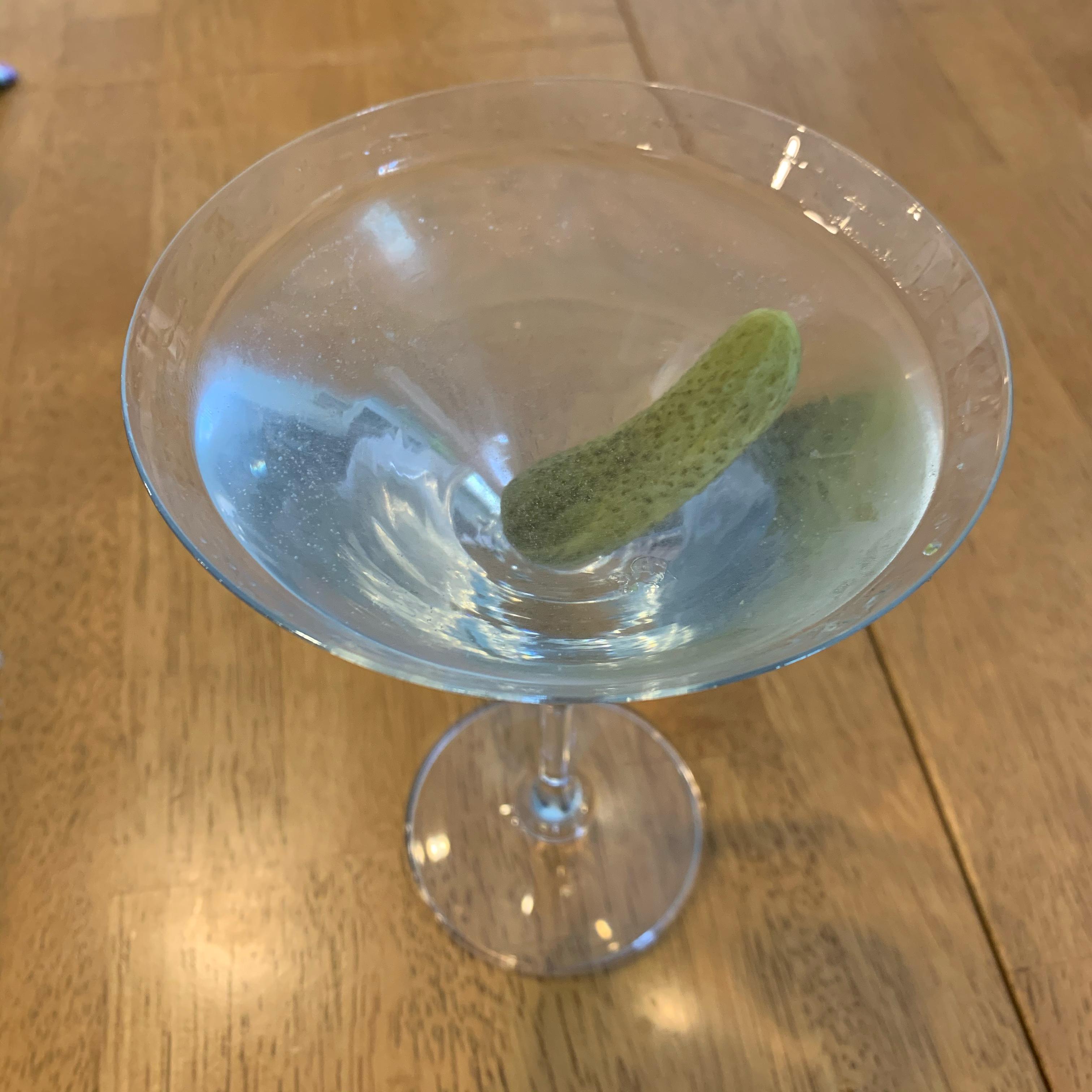 Pickle Martini Howard