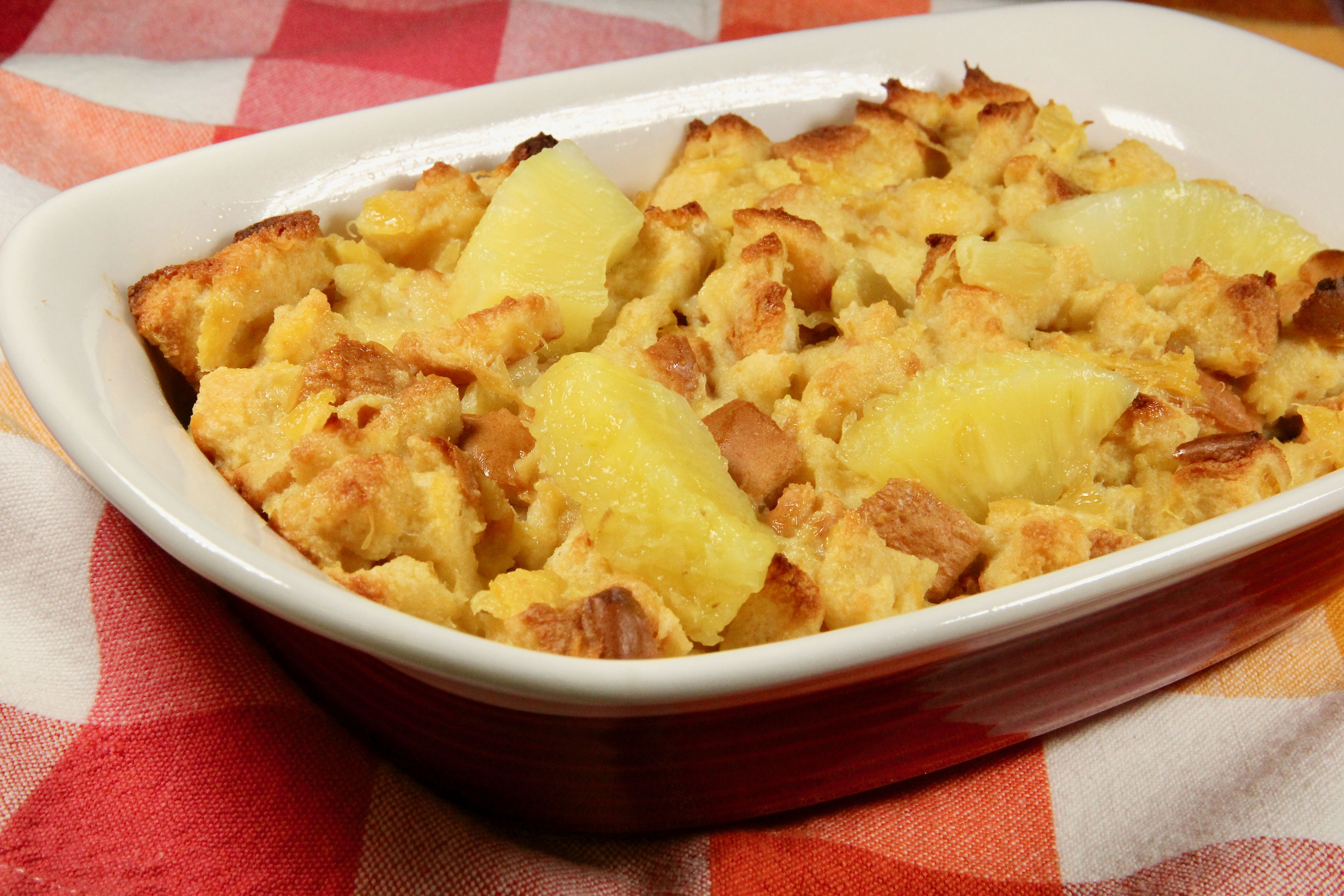 Simple Pineapple Stuffing