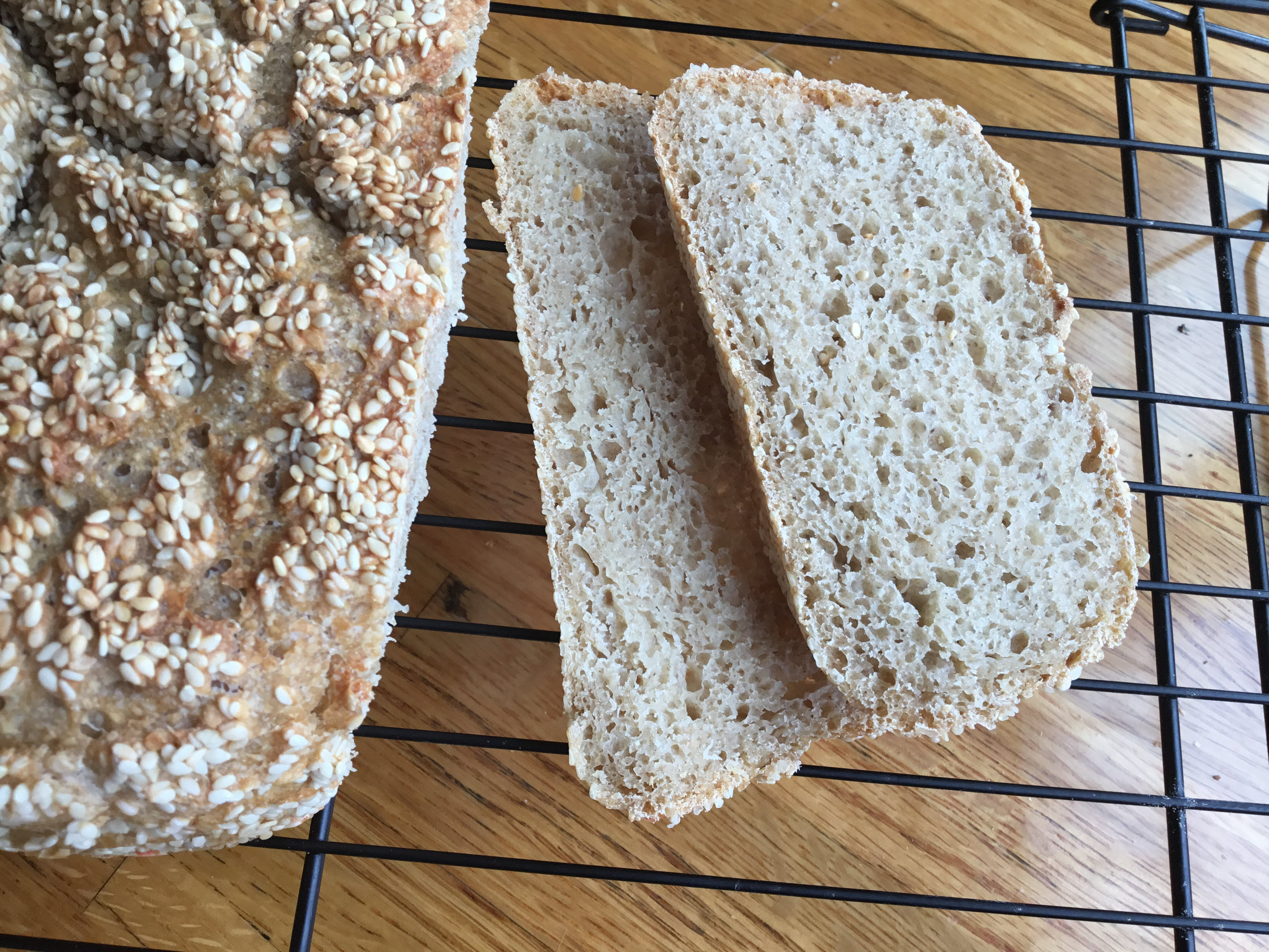 Slow Cooker Bread nch