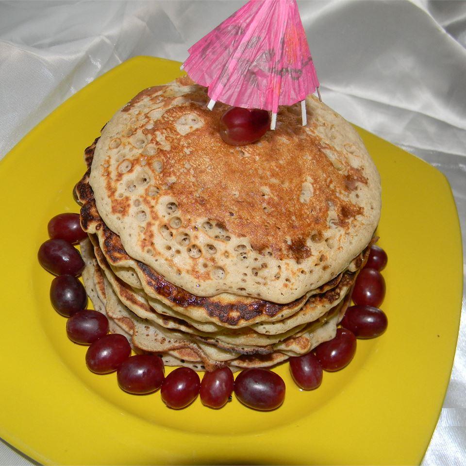 Tasty Buckwheat Pancakes Wasafaty