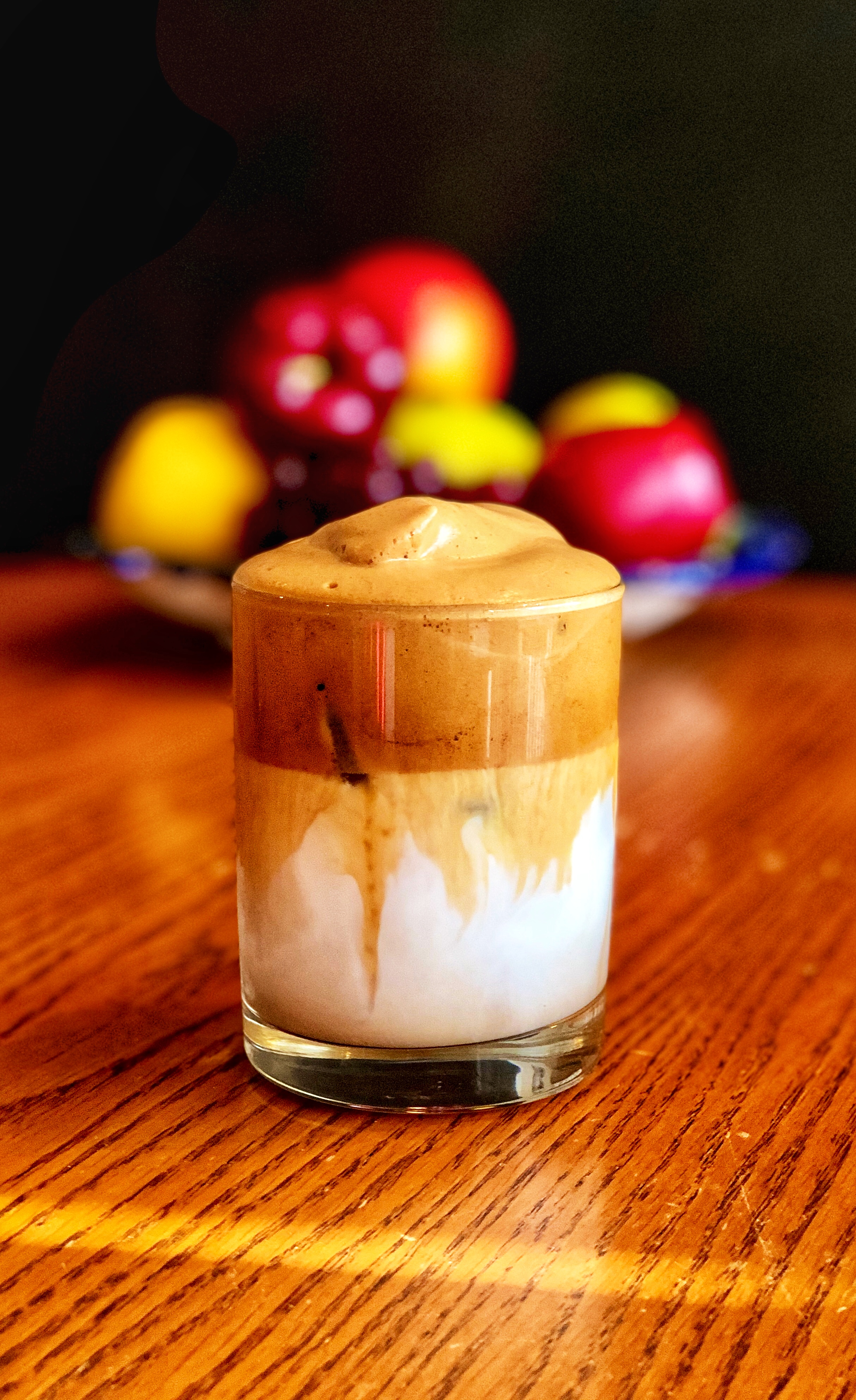 Whipped Coffee Iced Latte