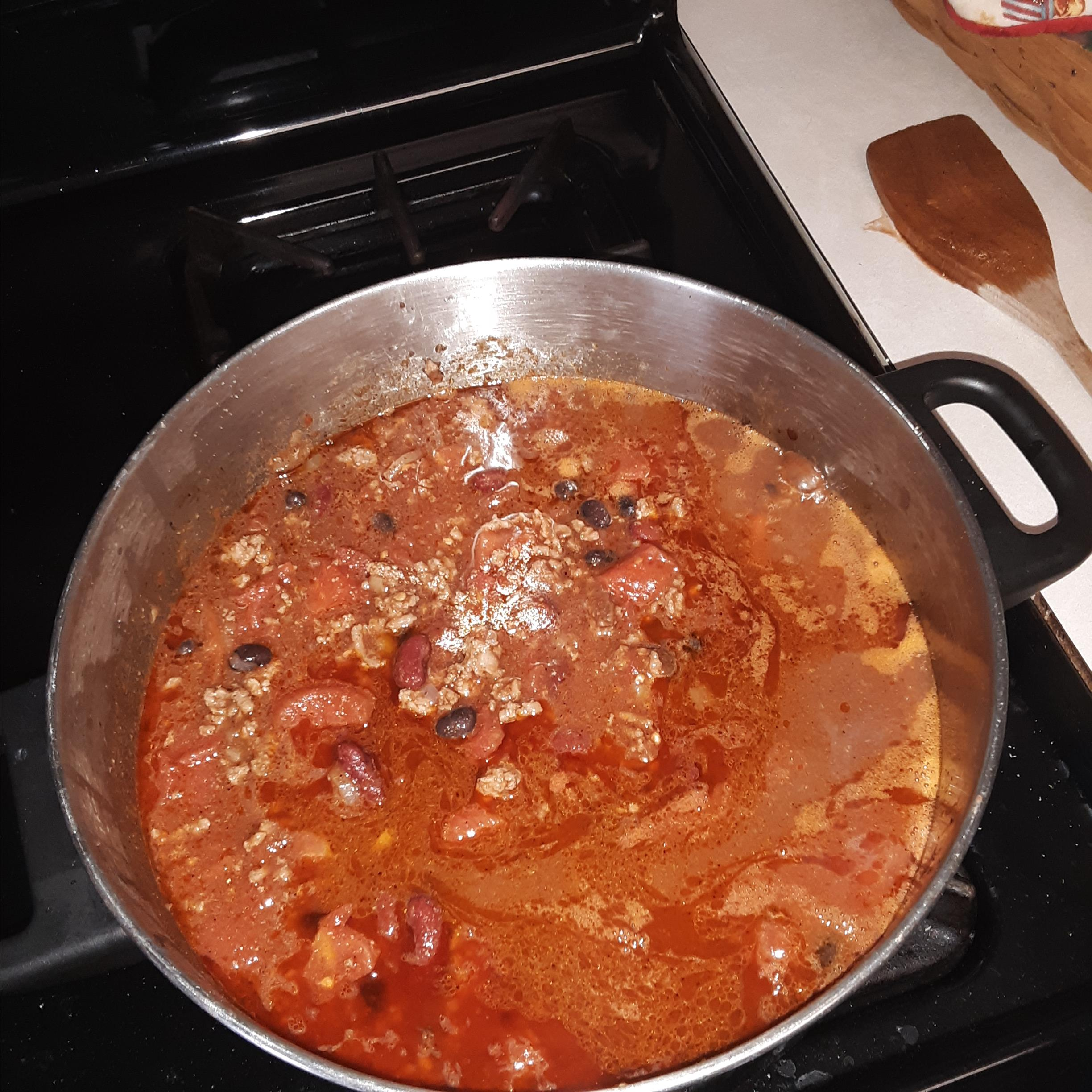 Homemade Chili Allison