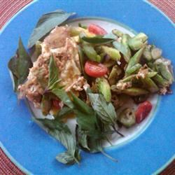 Tasty Low-Carb Egg and Vegetable Saute