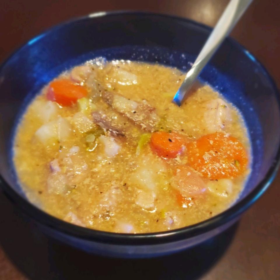 Pork Chop Soup Michael Lynch