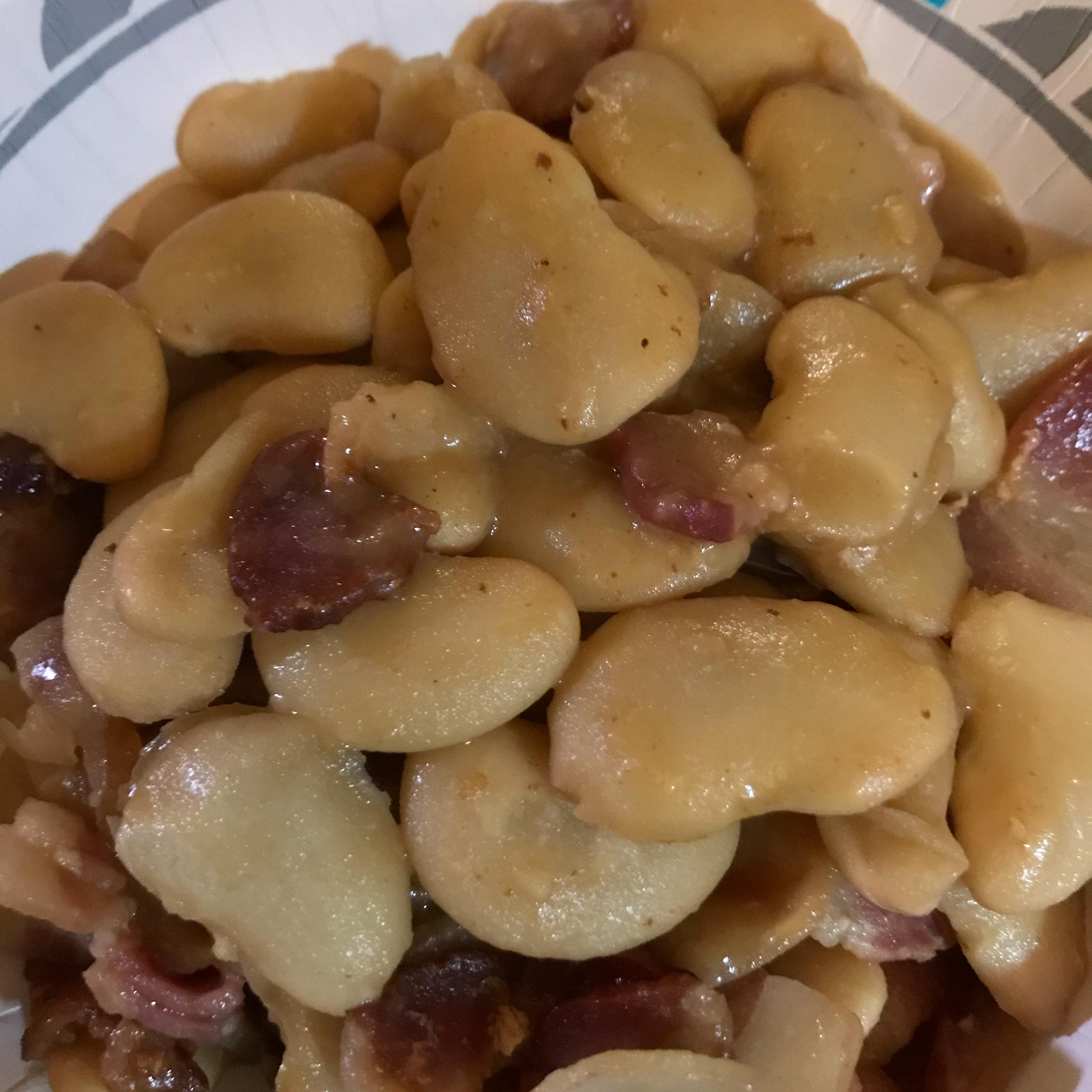 Nancy's Butter Beans marvy1
