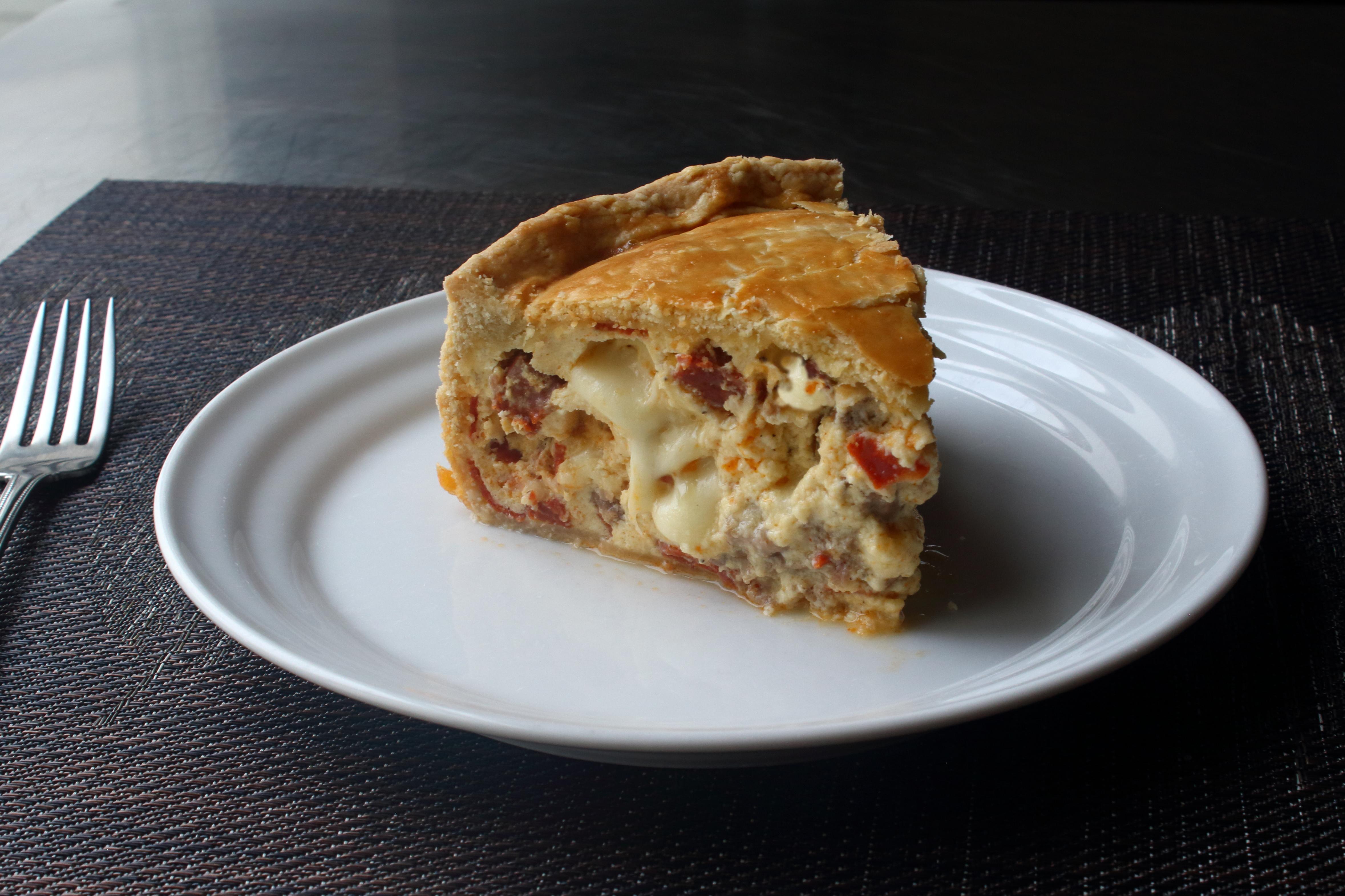 Chef John's Pizza Rustica