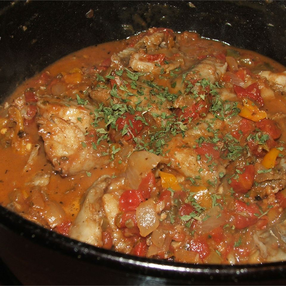 Seafood Creole Dmseck