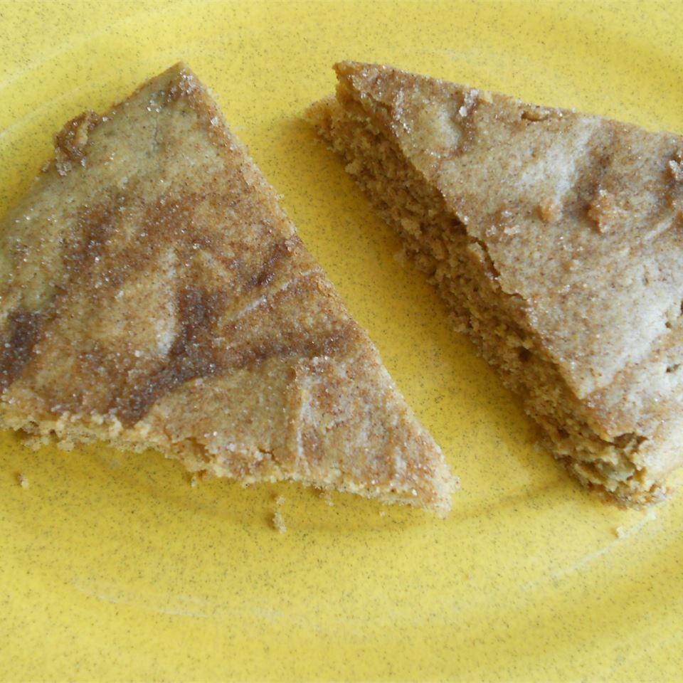 Cinnamon Teacake Liyana Othman