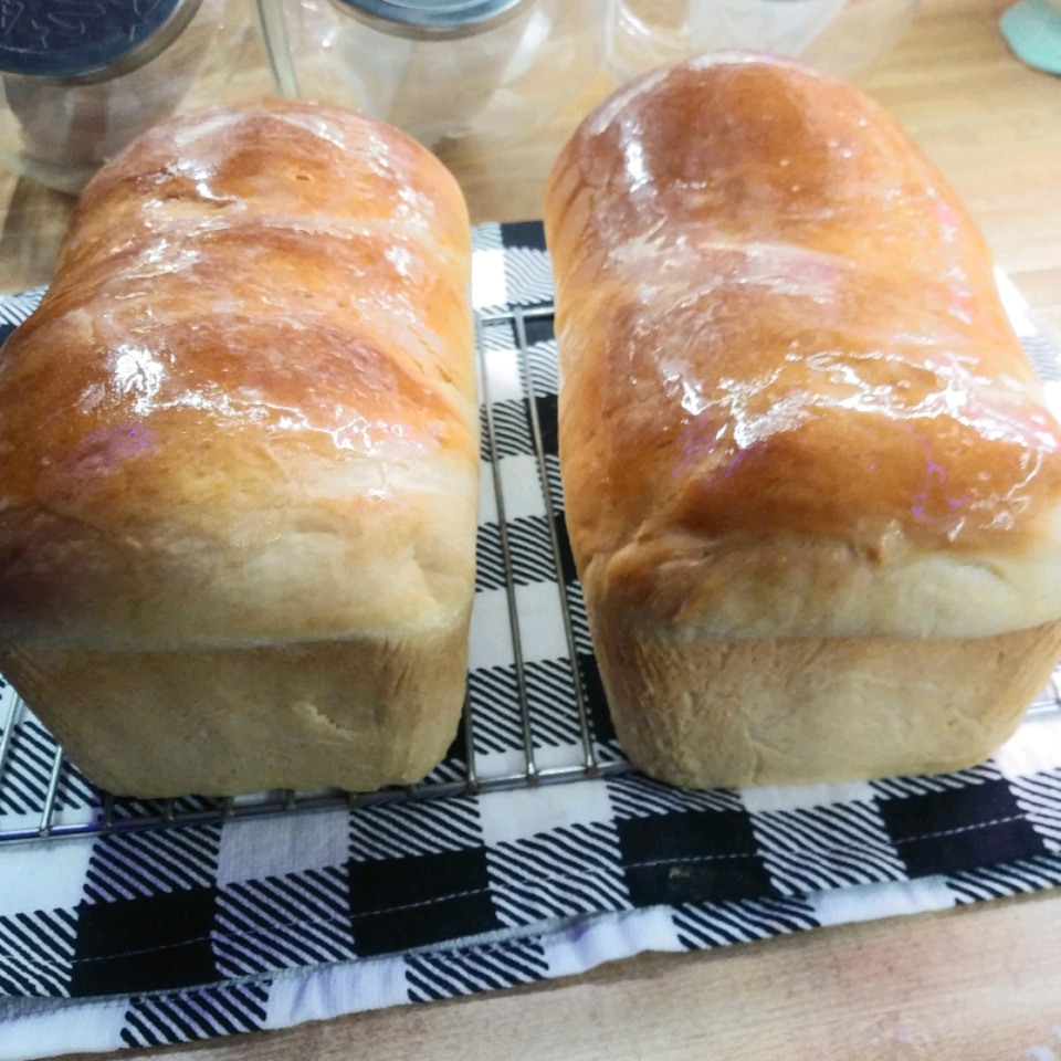 White Yeast Loaves
