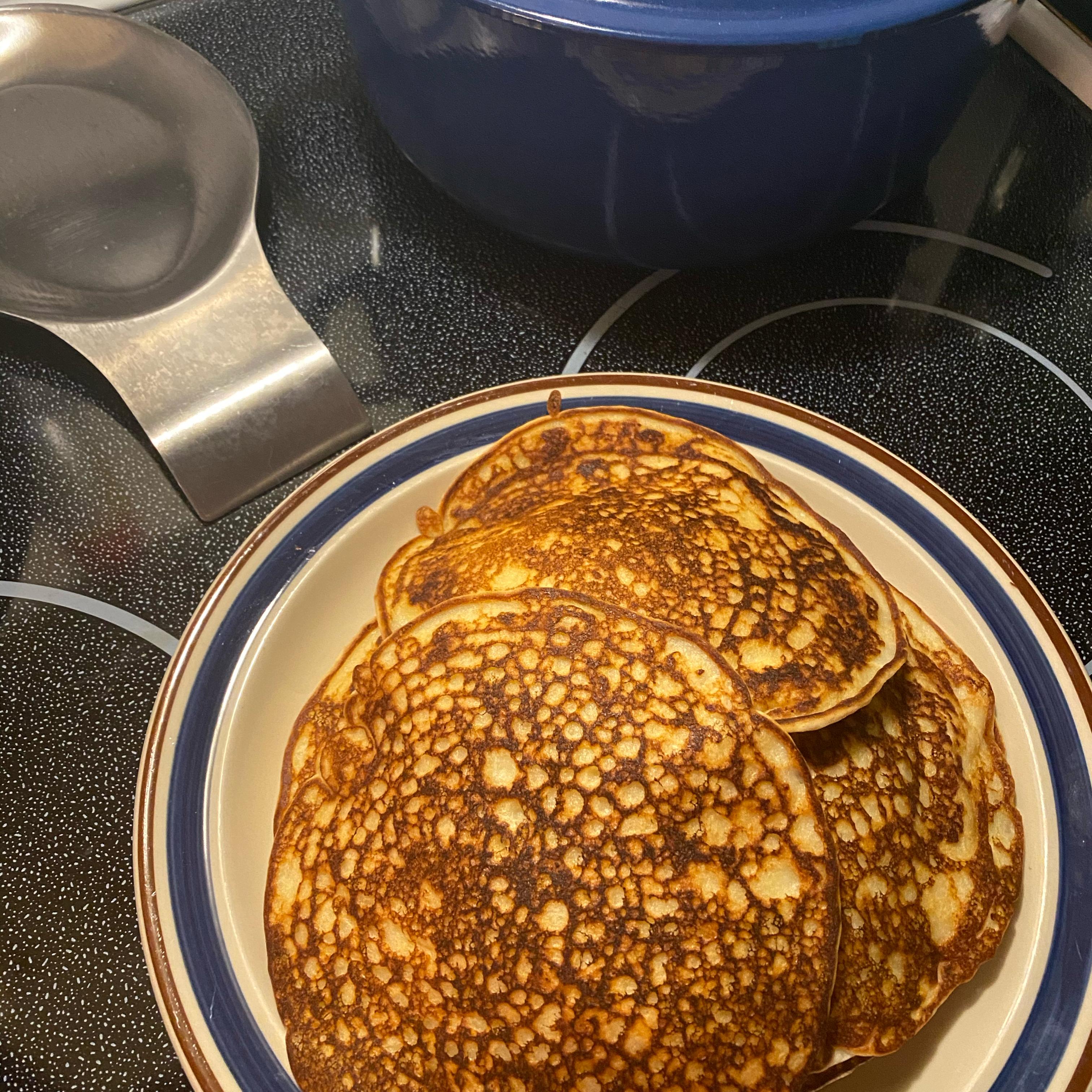 Ricotta Breakfast Pancakes searay