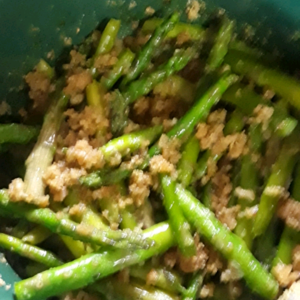 Seasoned Asparagus Dice Lynne