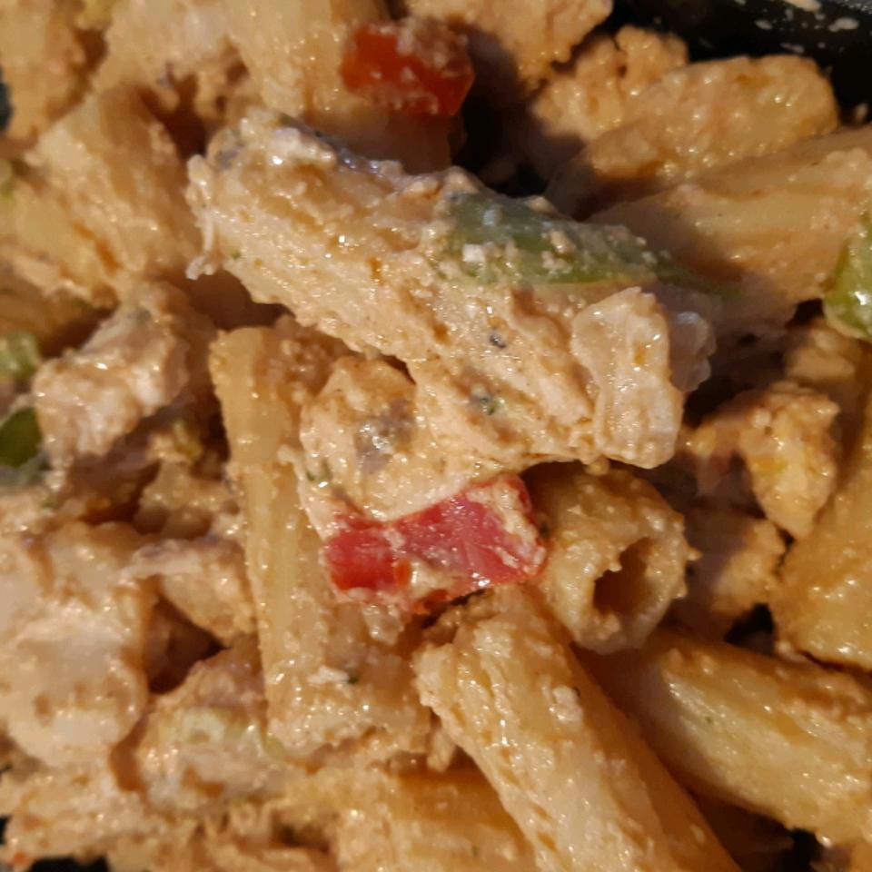 Creamy Peanut Stir-Fried Chicken Max Van mullem