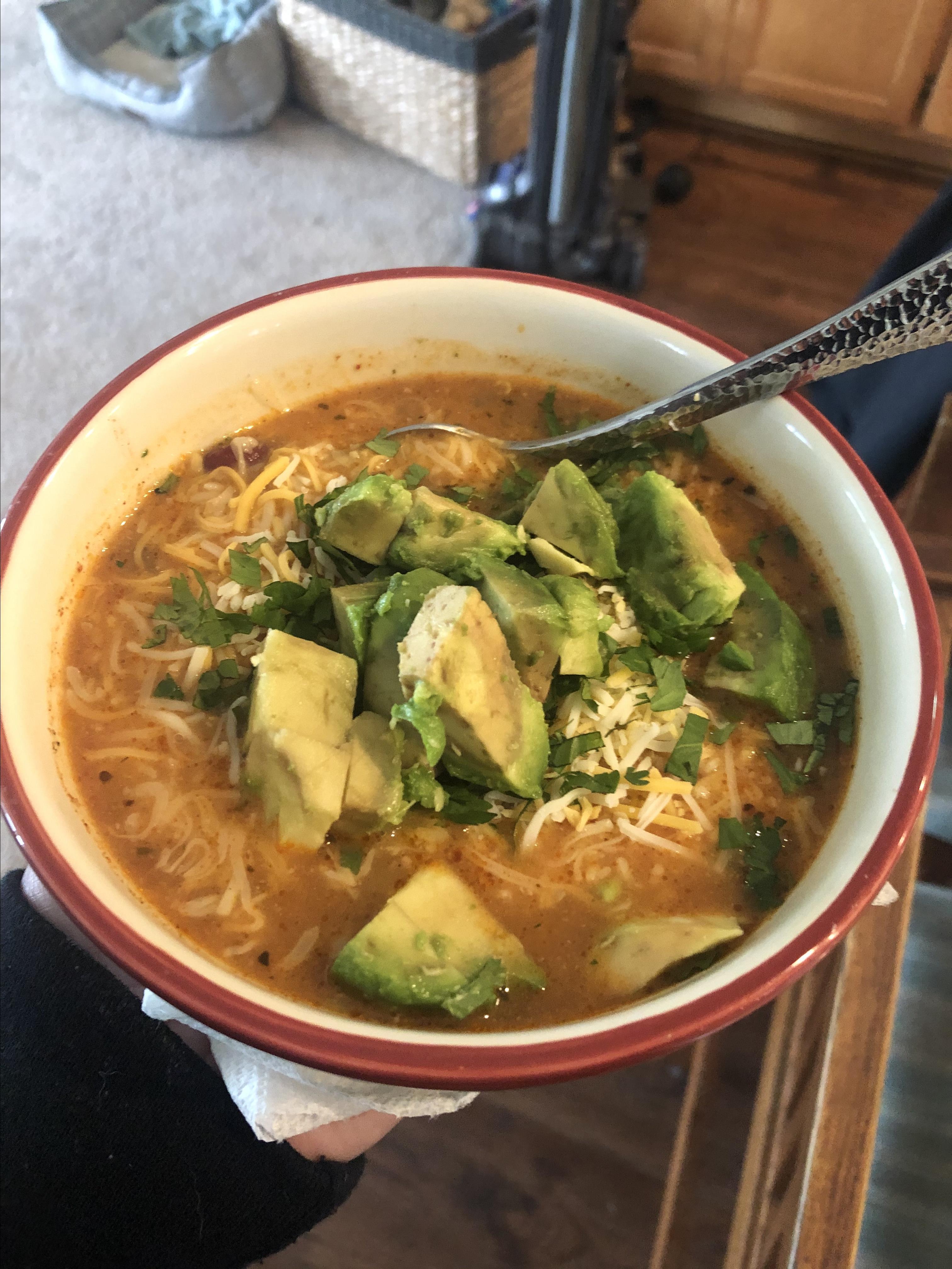 Taco Soup II Gwen Yank Smith