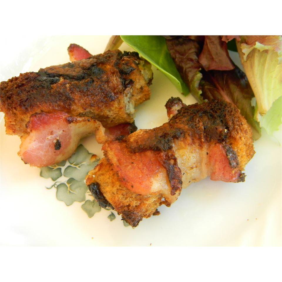 Bacon Roll Ups I Baking Nana