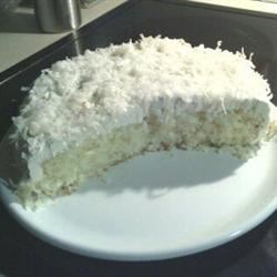 Old Fashioned Coconut Cake Darla Cecil