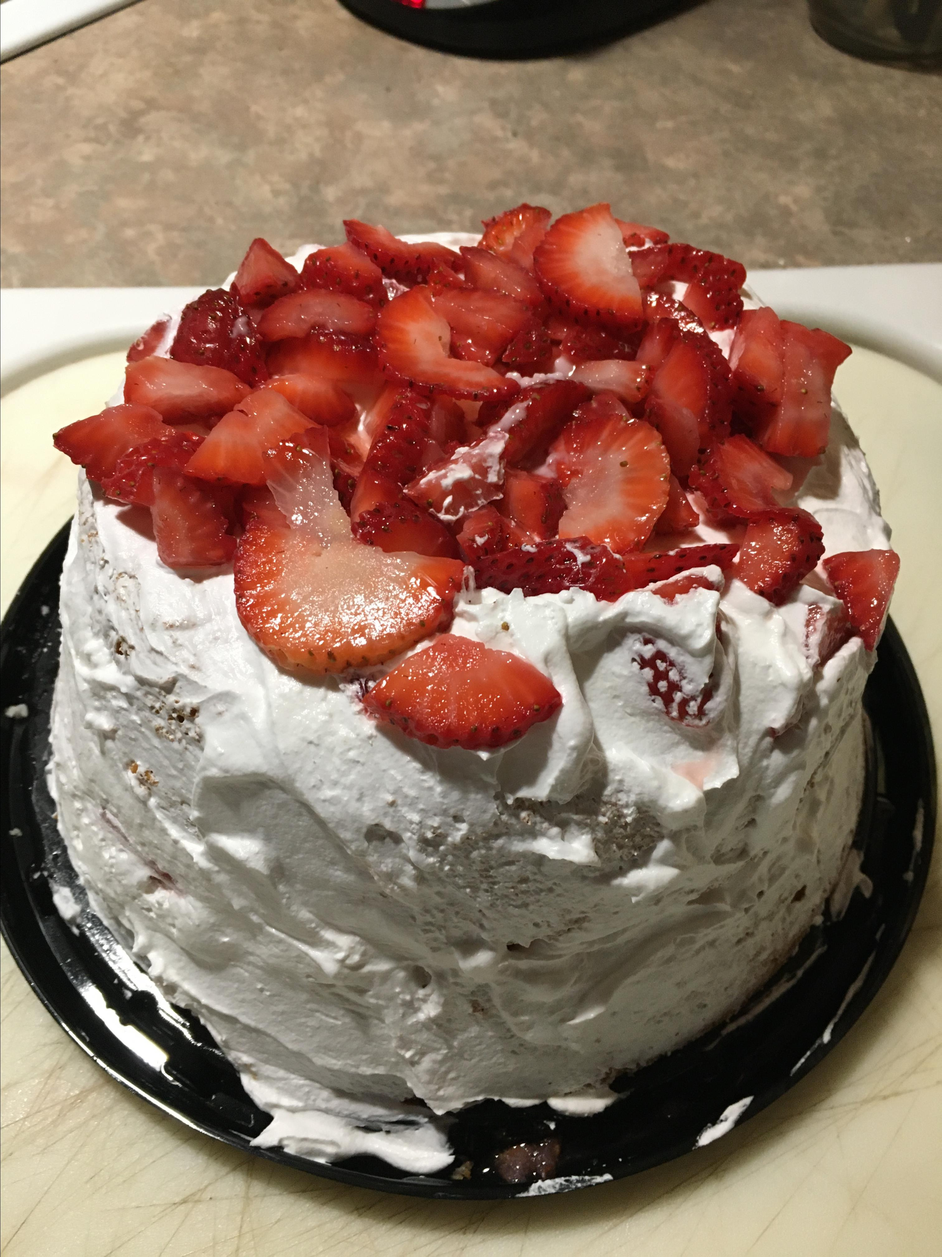 Short Cut Strawberry Short Cakes Mary Gaddis