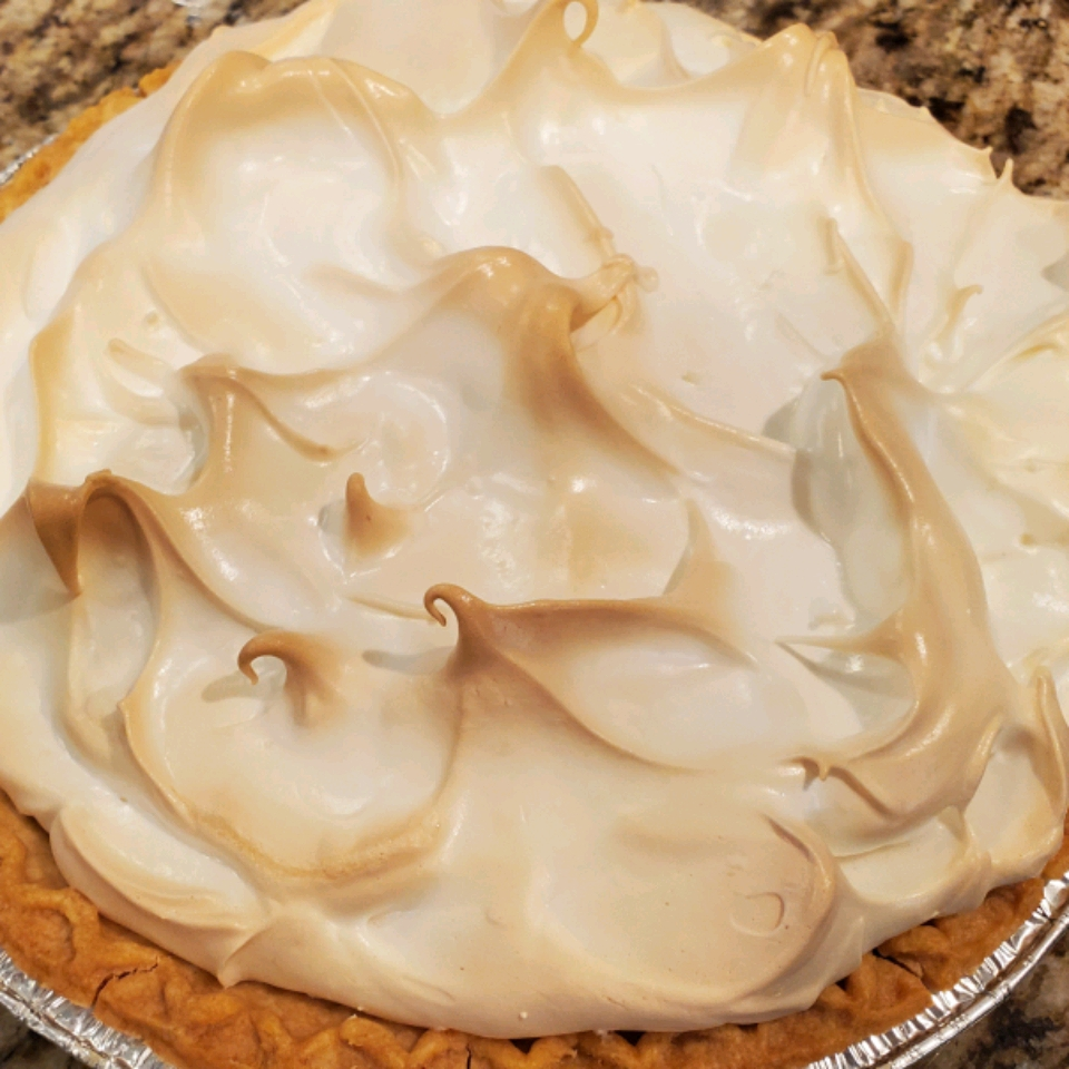 My Mom's Lemon Meringue Pie