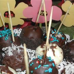 Cheesecake Pops