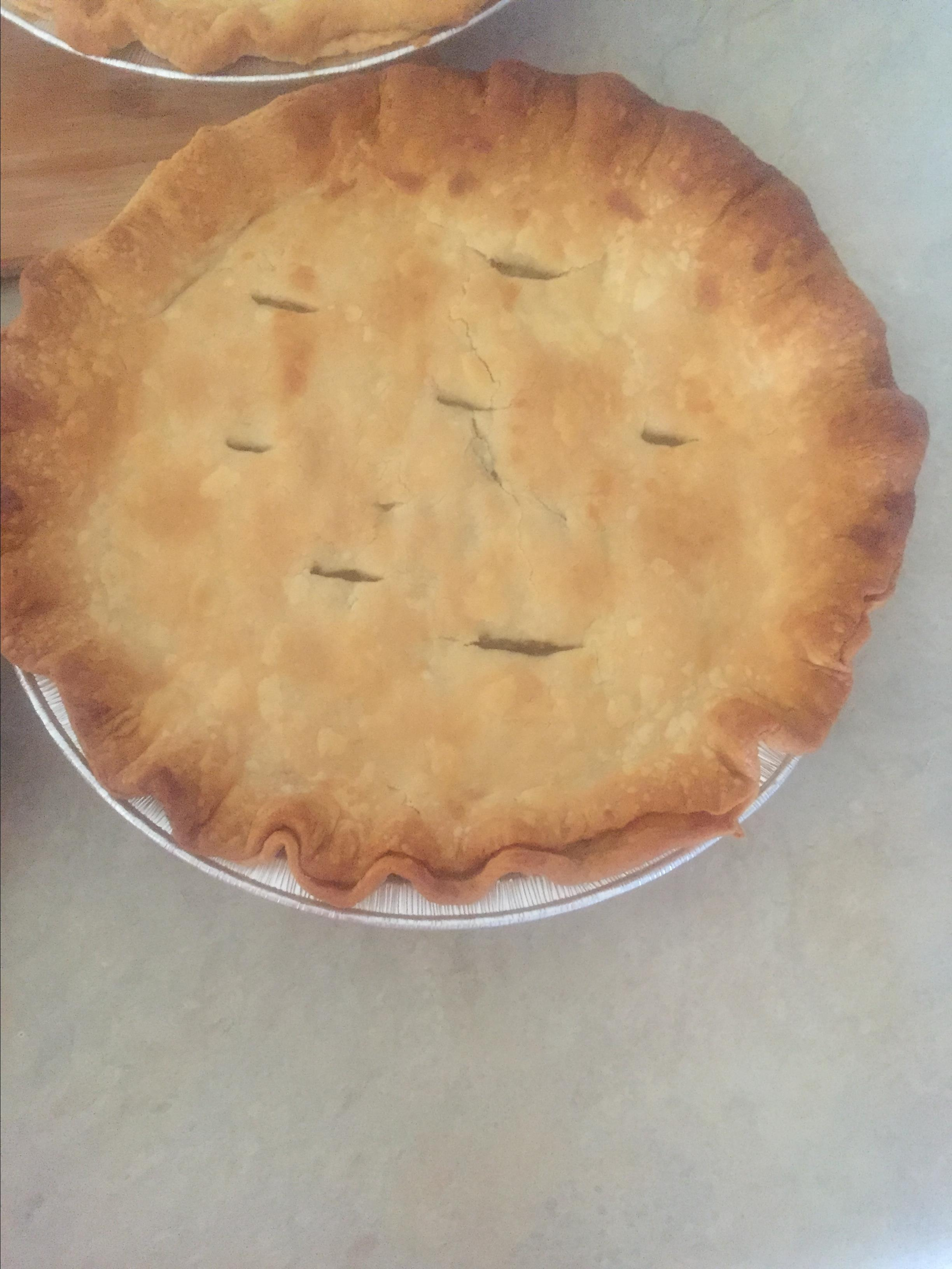 Terri's Tourtiers (French-Canadian Santa Pies) Nora