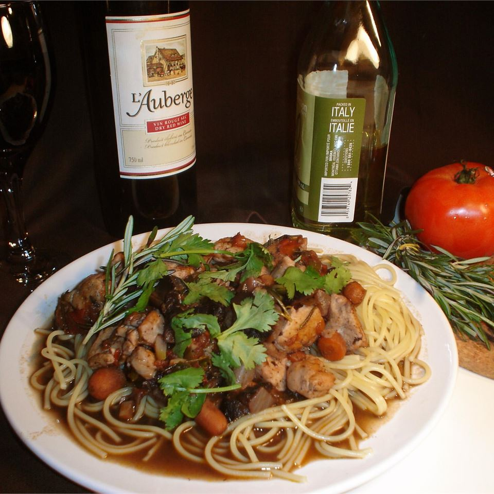 Chicken Marsala with Portobello Mushrooms onemiketwelve