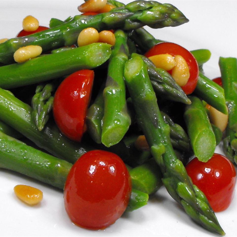Asparagus Side Dish CariCooks