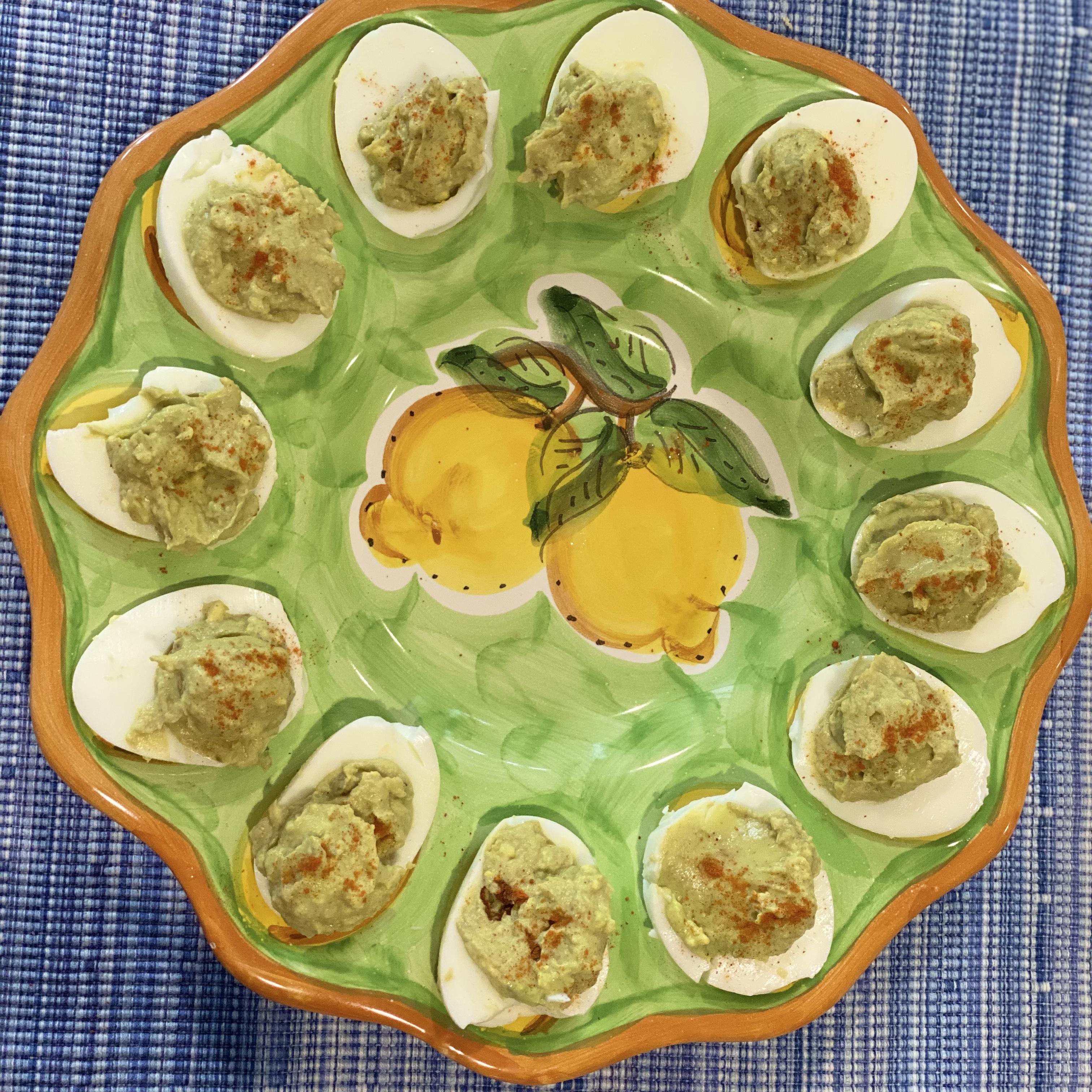Little Green Eggs and Ham Devils Alexa DeFiore
