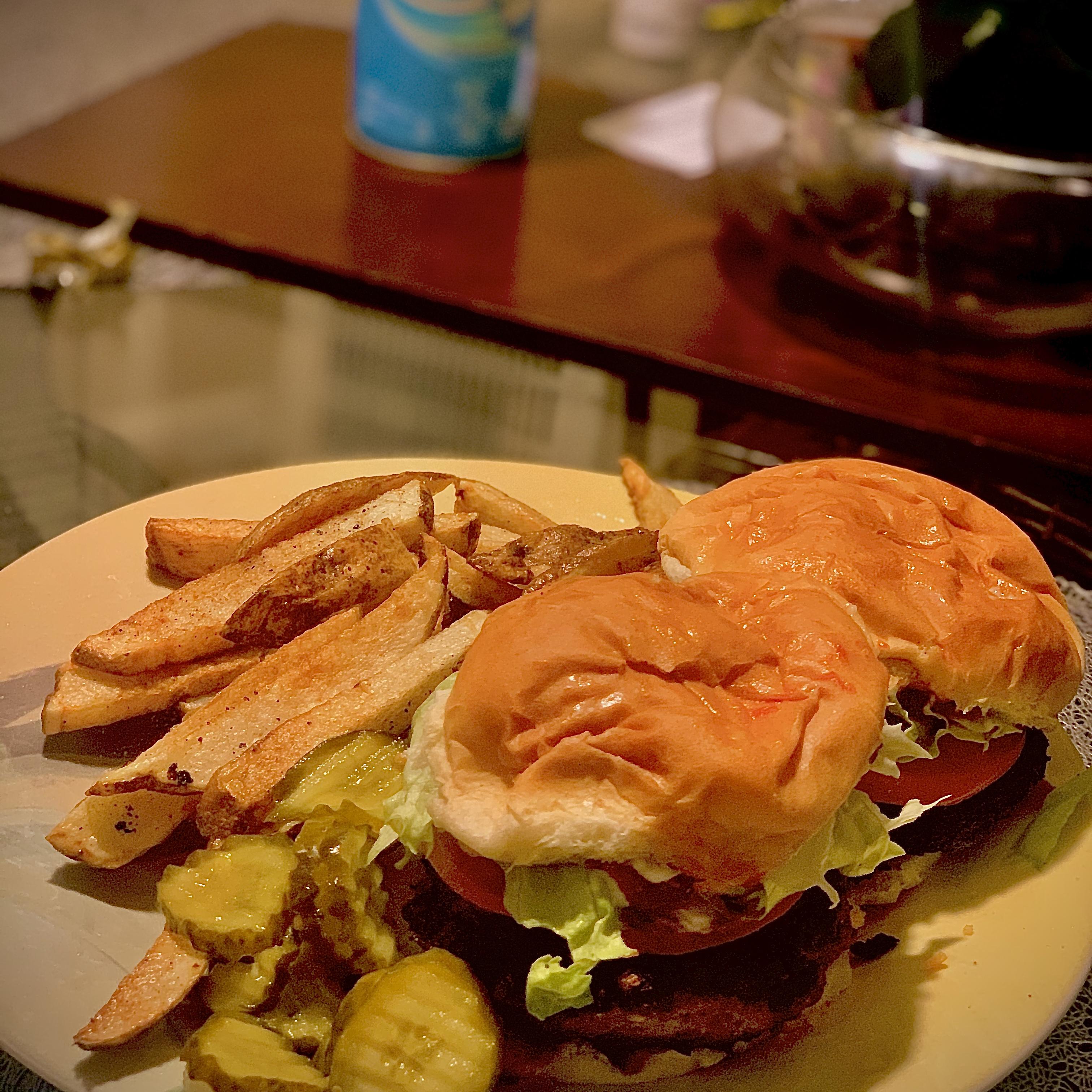 Brontosaurus Burgers Derek CuttinClassics Thompson