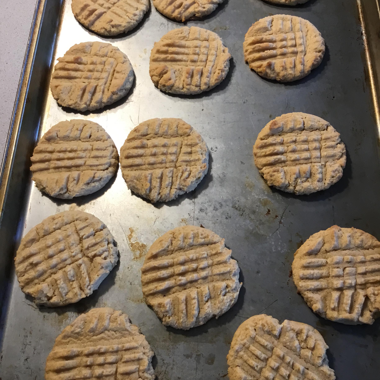 JIF® Irresistible Peanut Butter Cookies