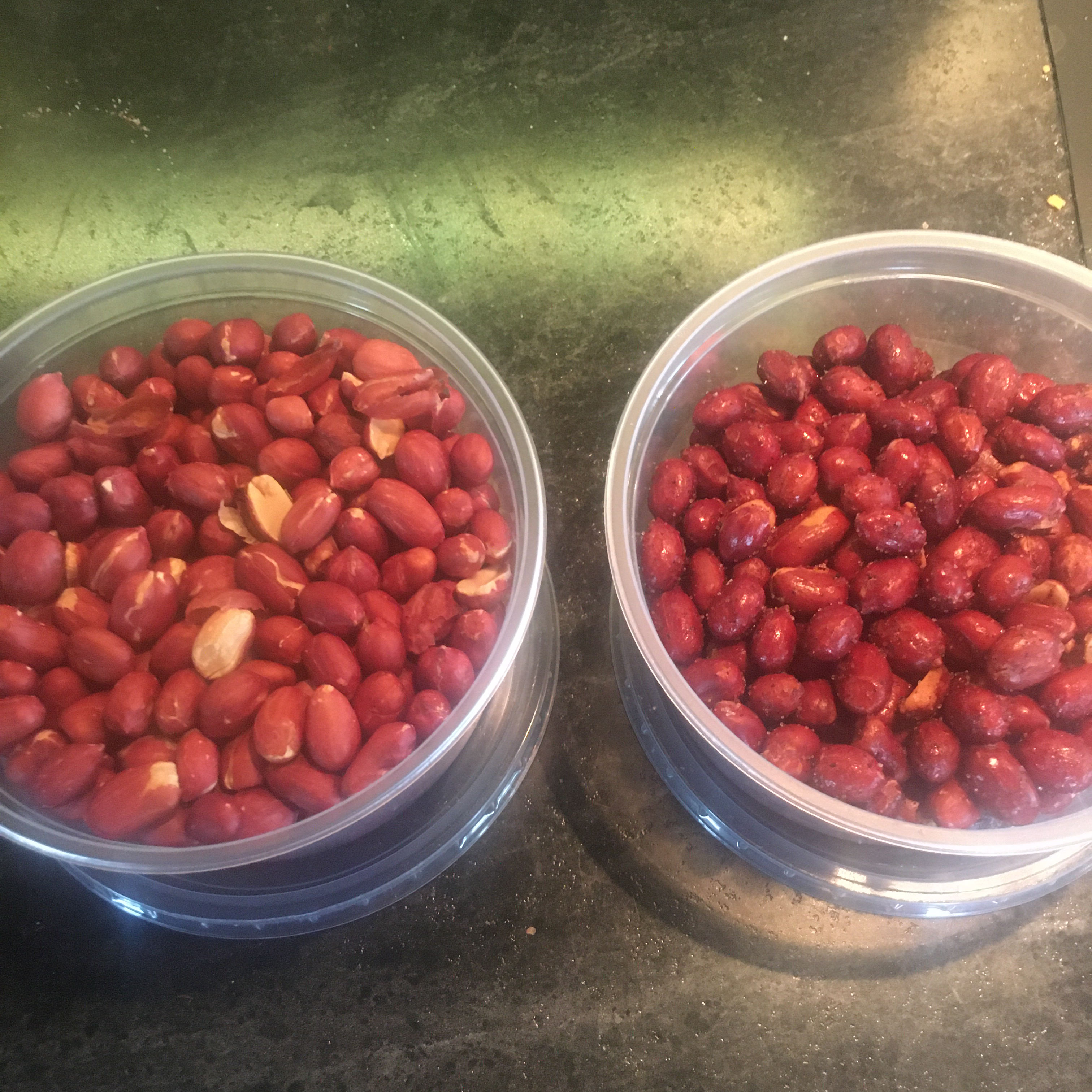 Air Fryer Spicy Roasted Peanuts Mike Wallace