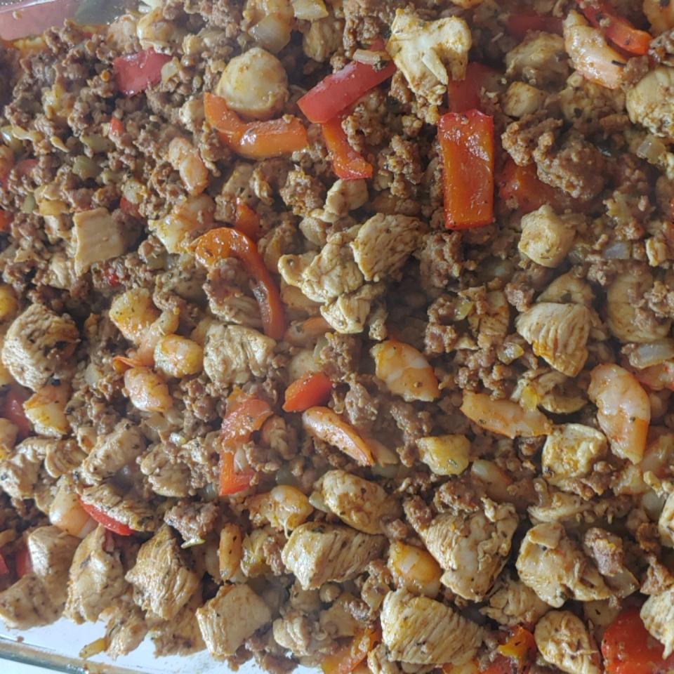 Easy Paella Tom