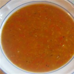 Rainbow Roasted Pepper Soup karlasullivan923@yahoo.com