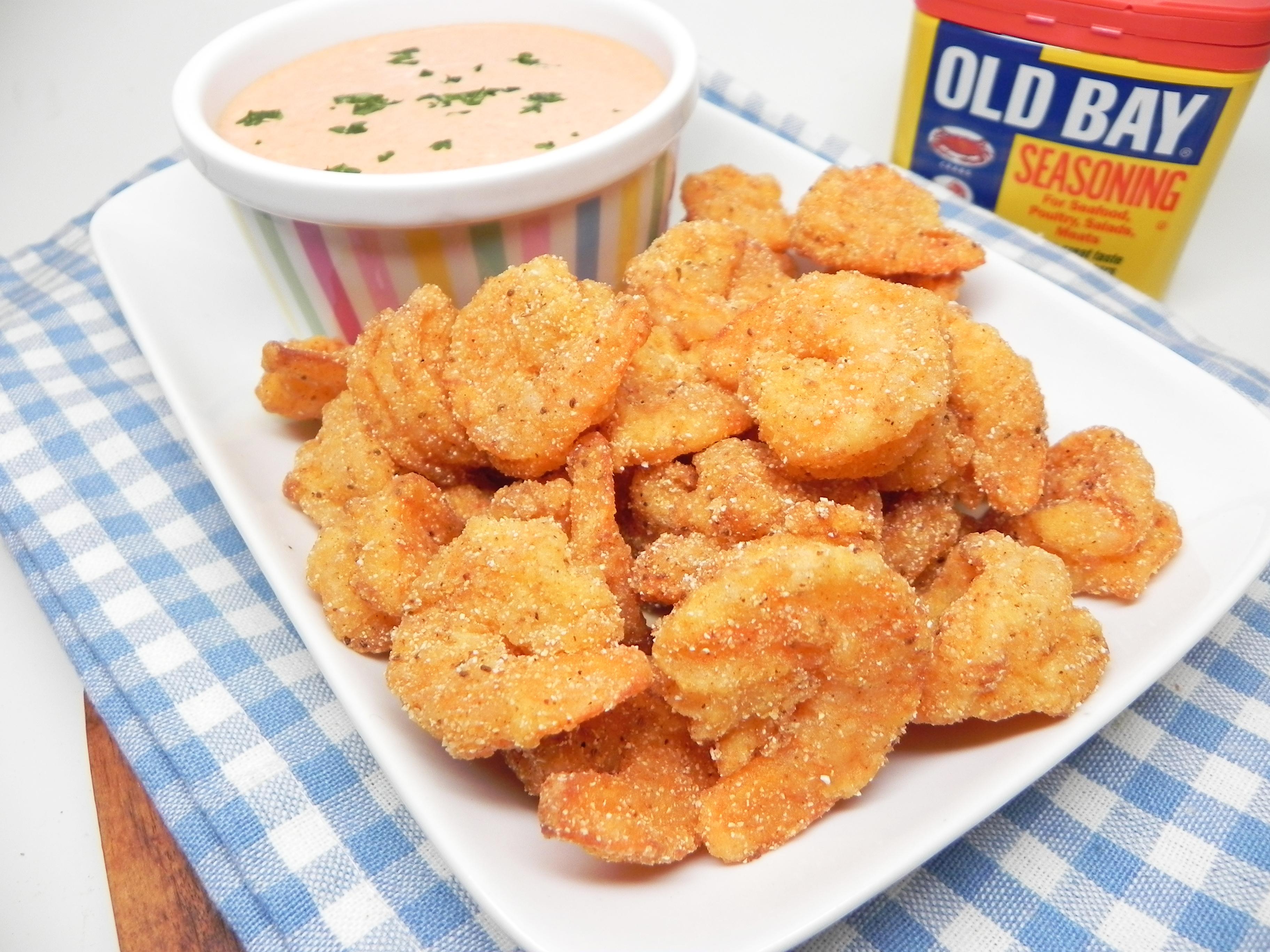 Old Bay® Fried Shrimp