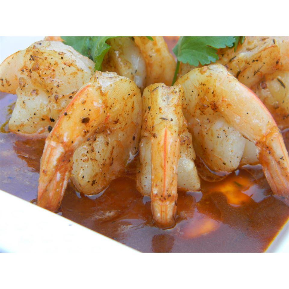 Tipsy Shrimp Baking Nana