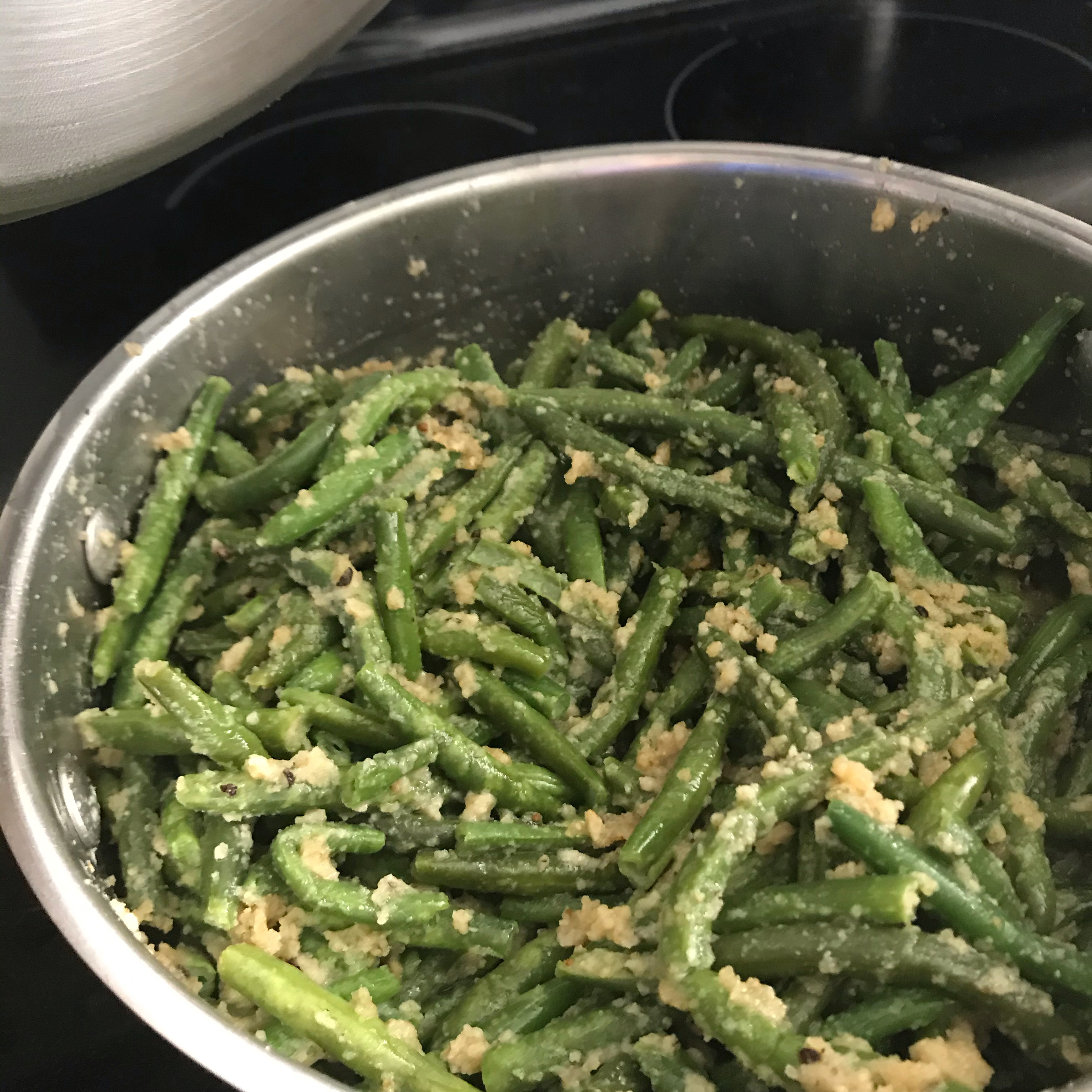 Marilyn's Green Beans Italiano FordToughMama