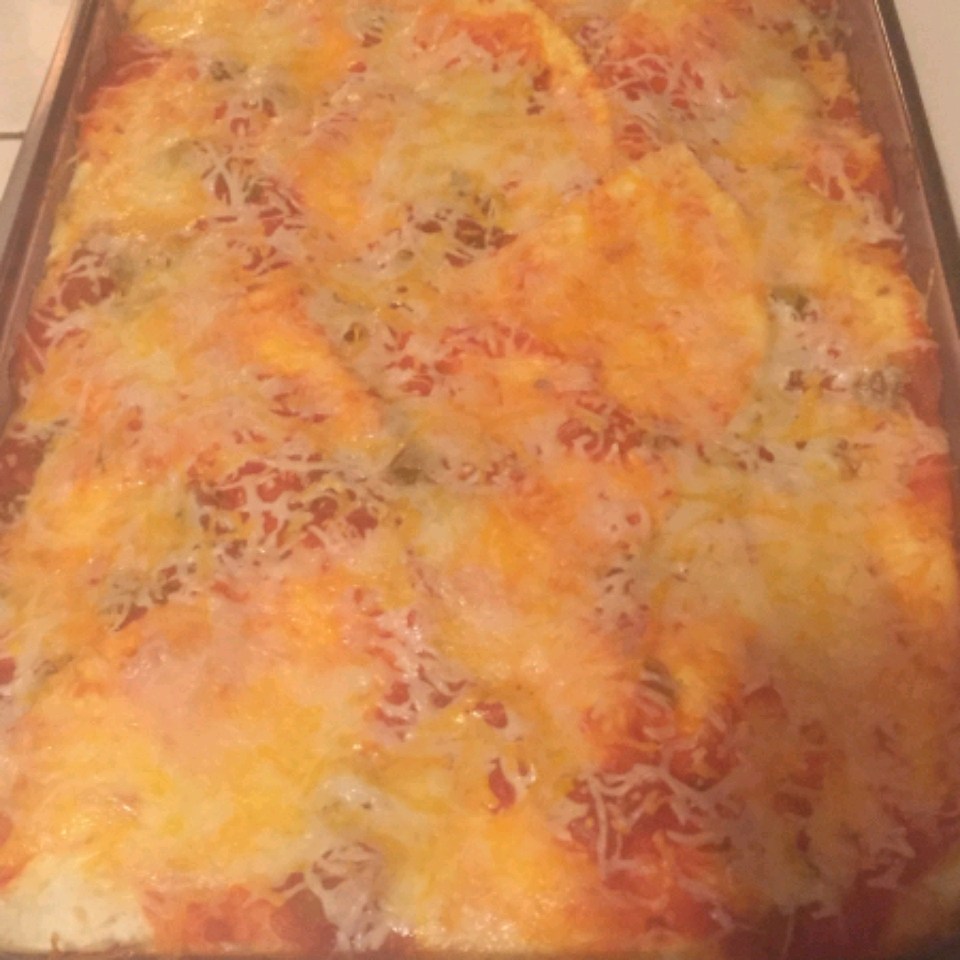 Weeknight Mexican Chicken Lasagna Garry Myrwold