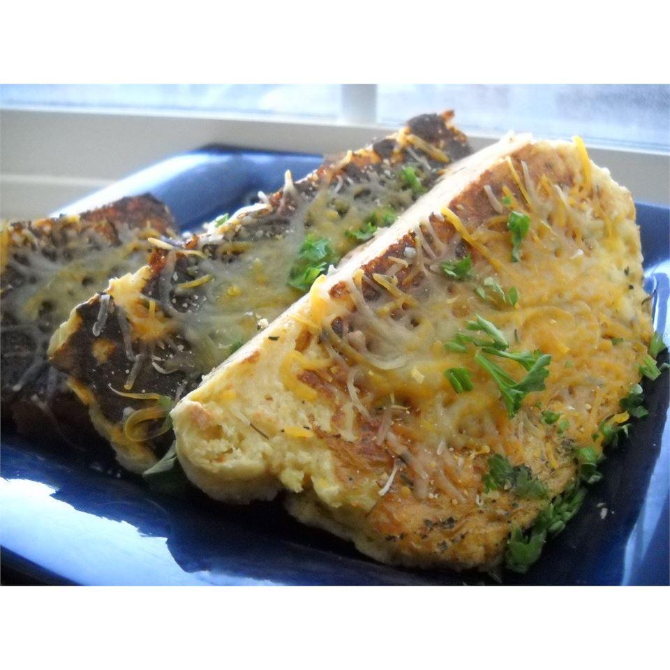 Thymey-Wimey French Toast
