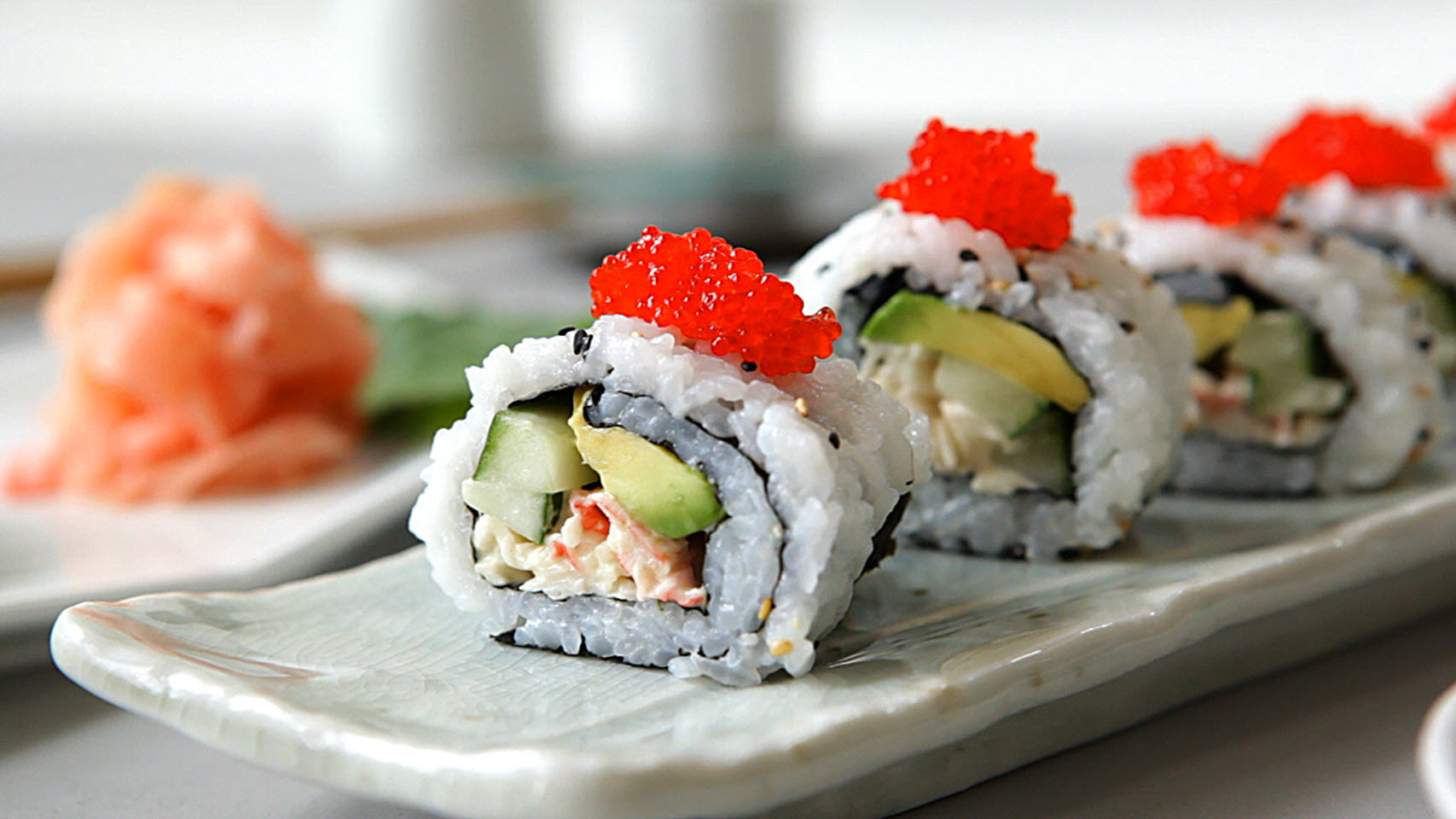 Basic California Roll