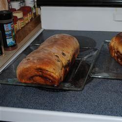 Kalacs (Hungarian Cinnamon Swirl Bread) Kristy Guillotte