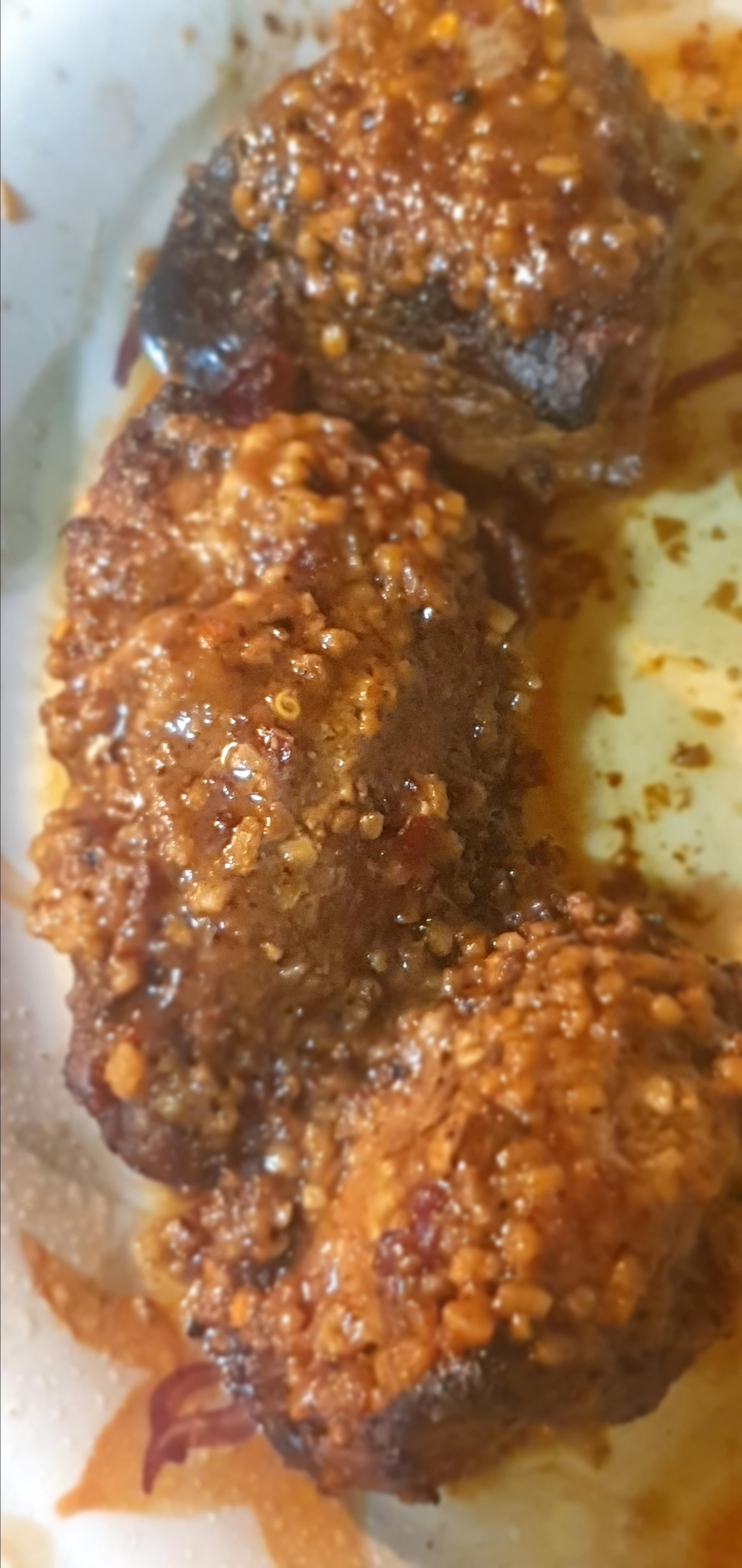 Garlic-Honey Pork Chops Shan