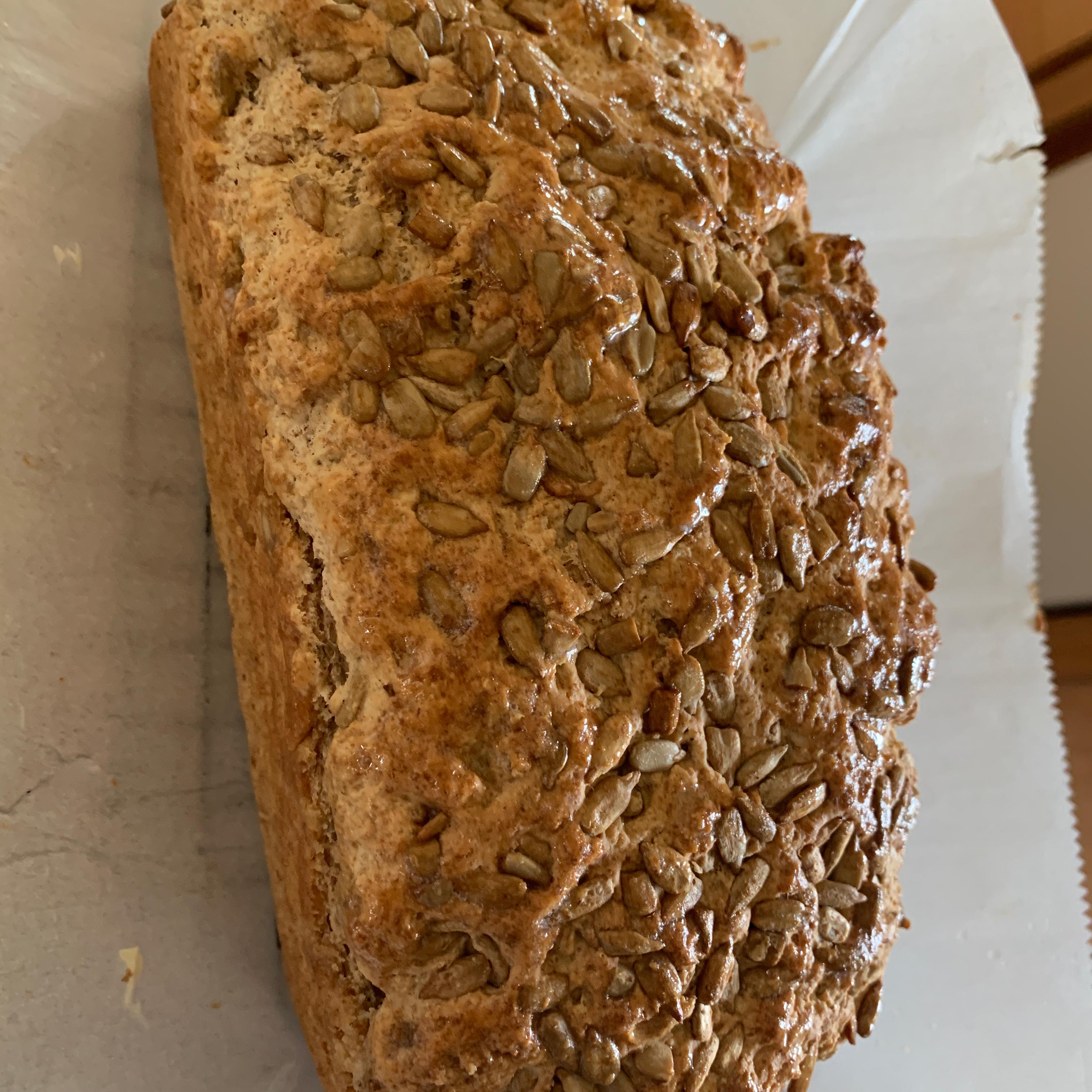 Cowboy Jack's Beer Bread Jc hammy