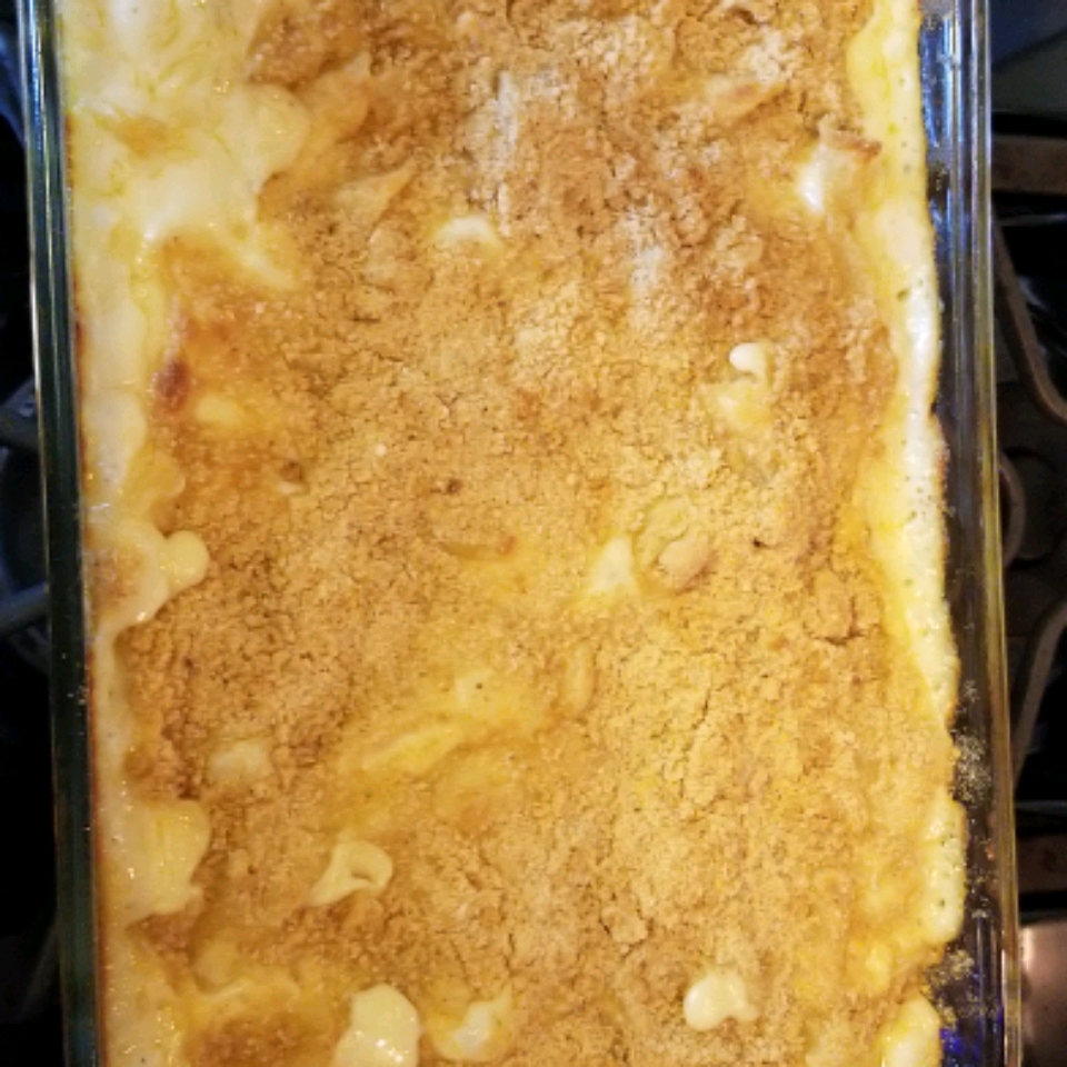 Shannon's Smoky Macaroni and Cheese