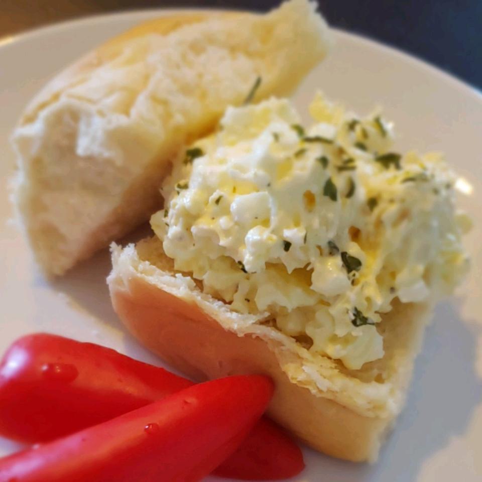 Polish Egg Salad Greg Padavan