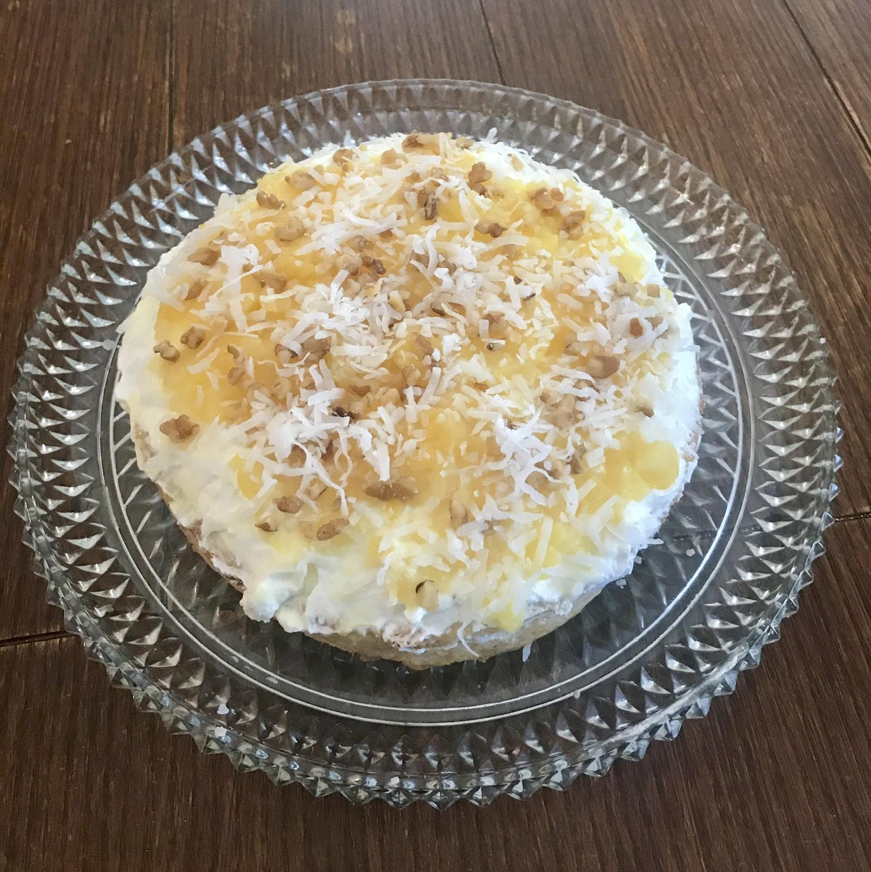 Hawaiian Cheesecake Connie Page