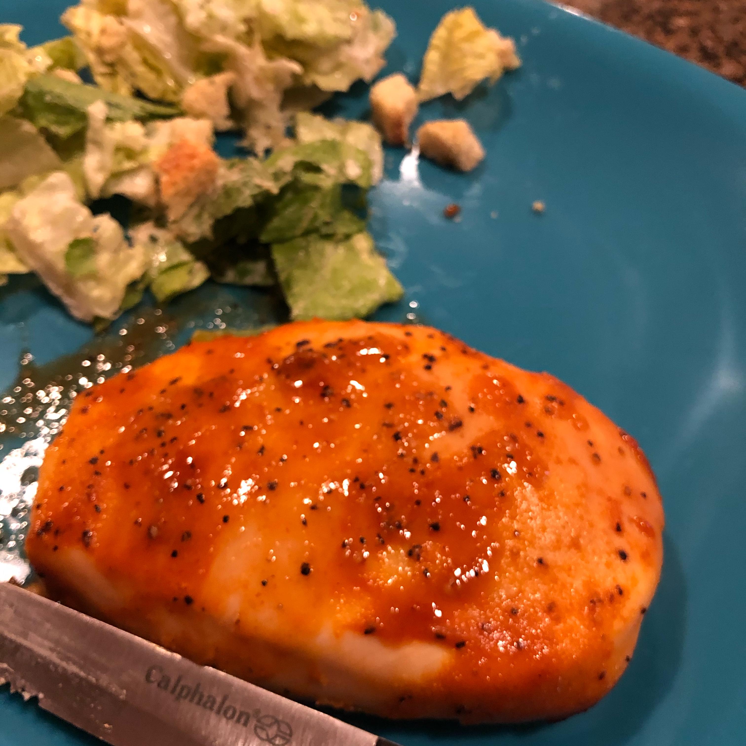 Maple Sriracha Chicken Breast Deb Knisley