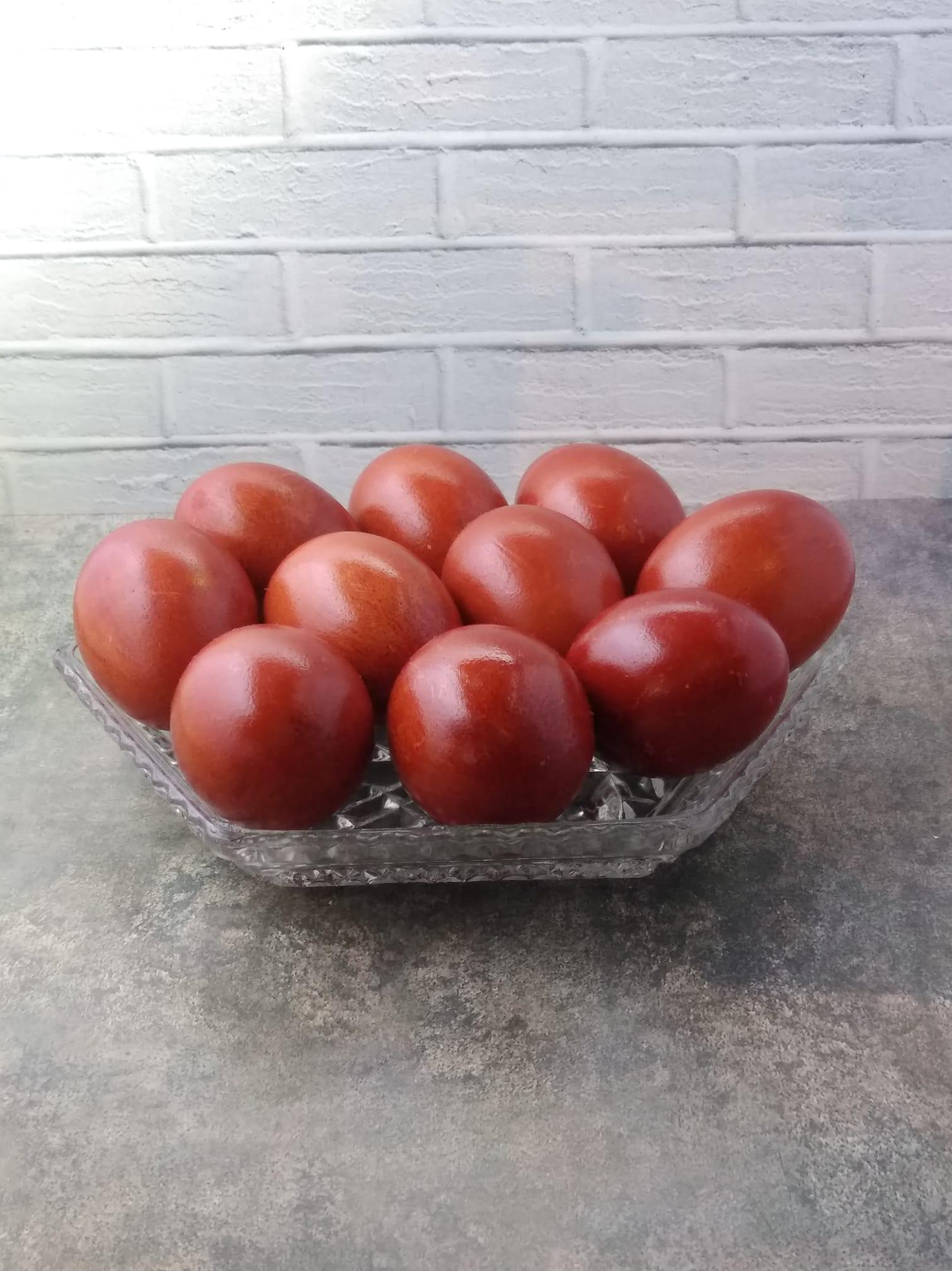 Greek Easter Eggs MONICA FERDIG