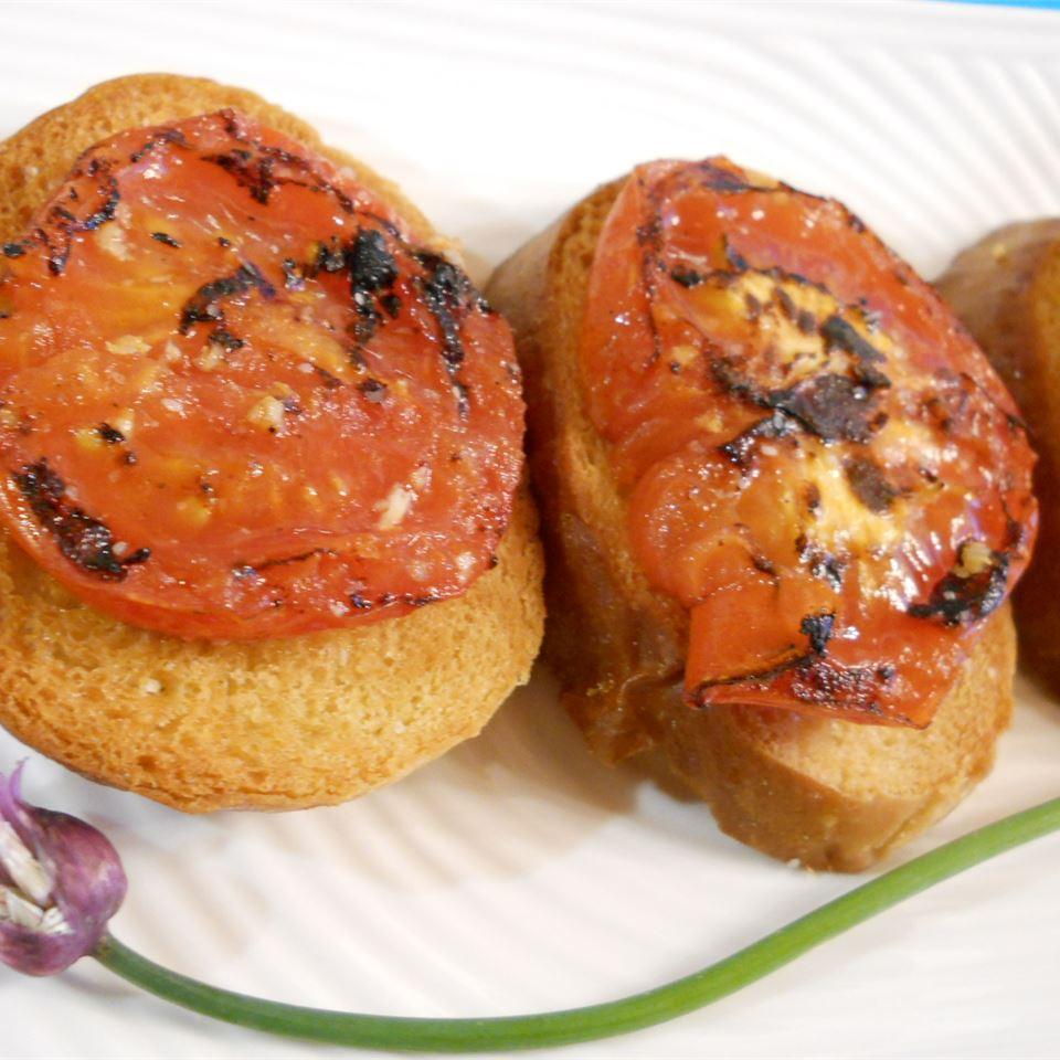 E-Z Tomato Toast pelicangal