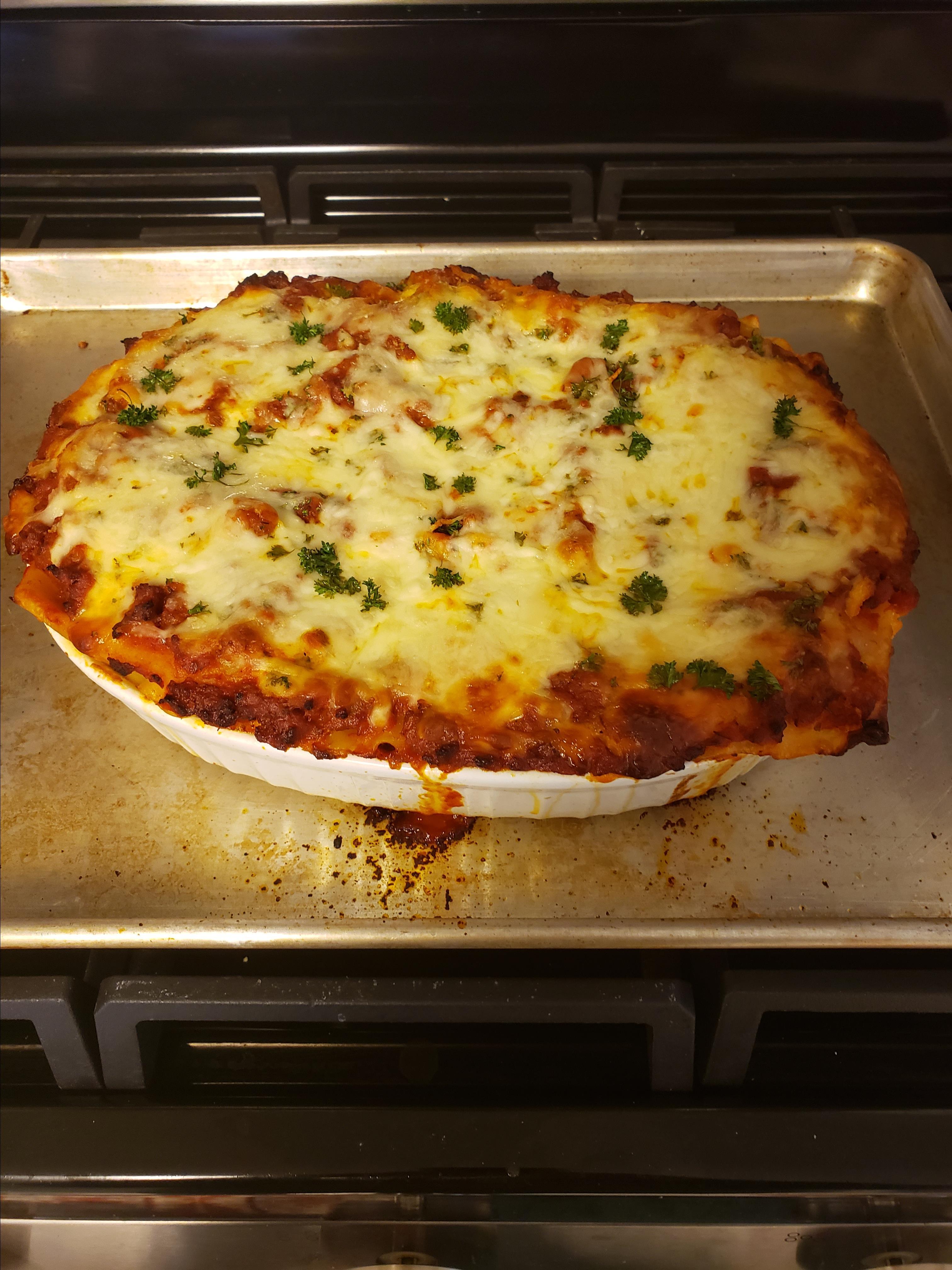 Chef John's Lasagna cmg0179