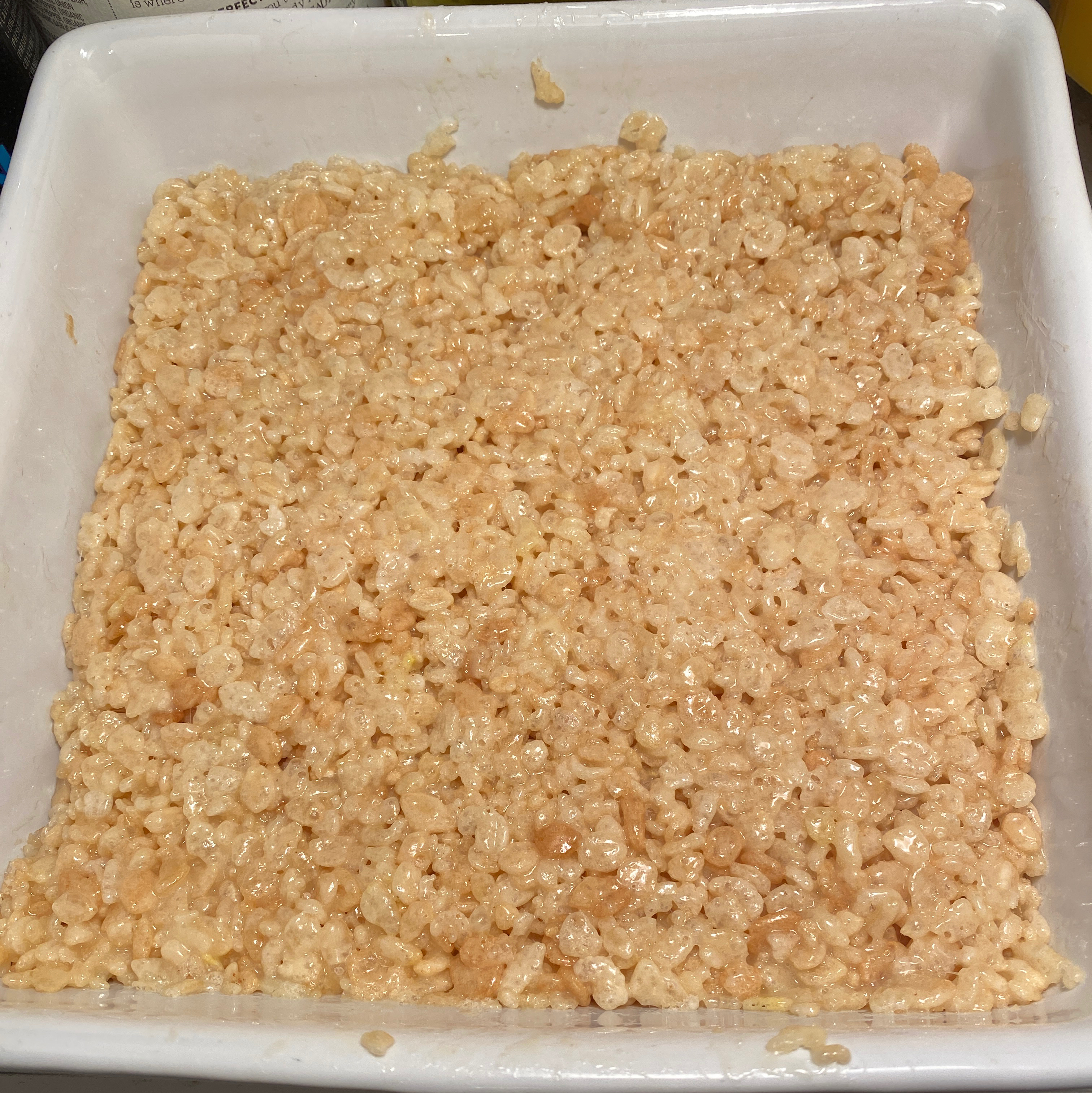 The Best Brown Butter Salted Rice Krispies® Treats