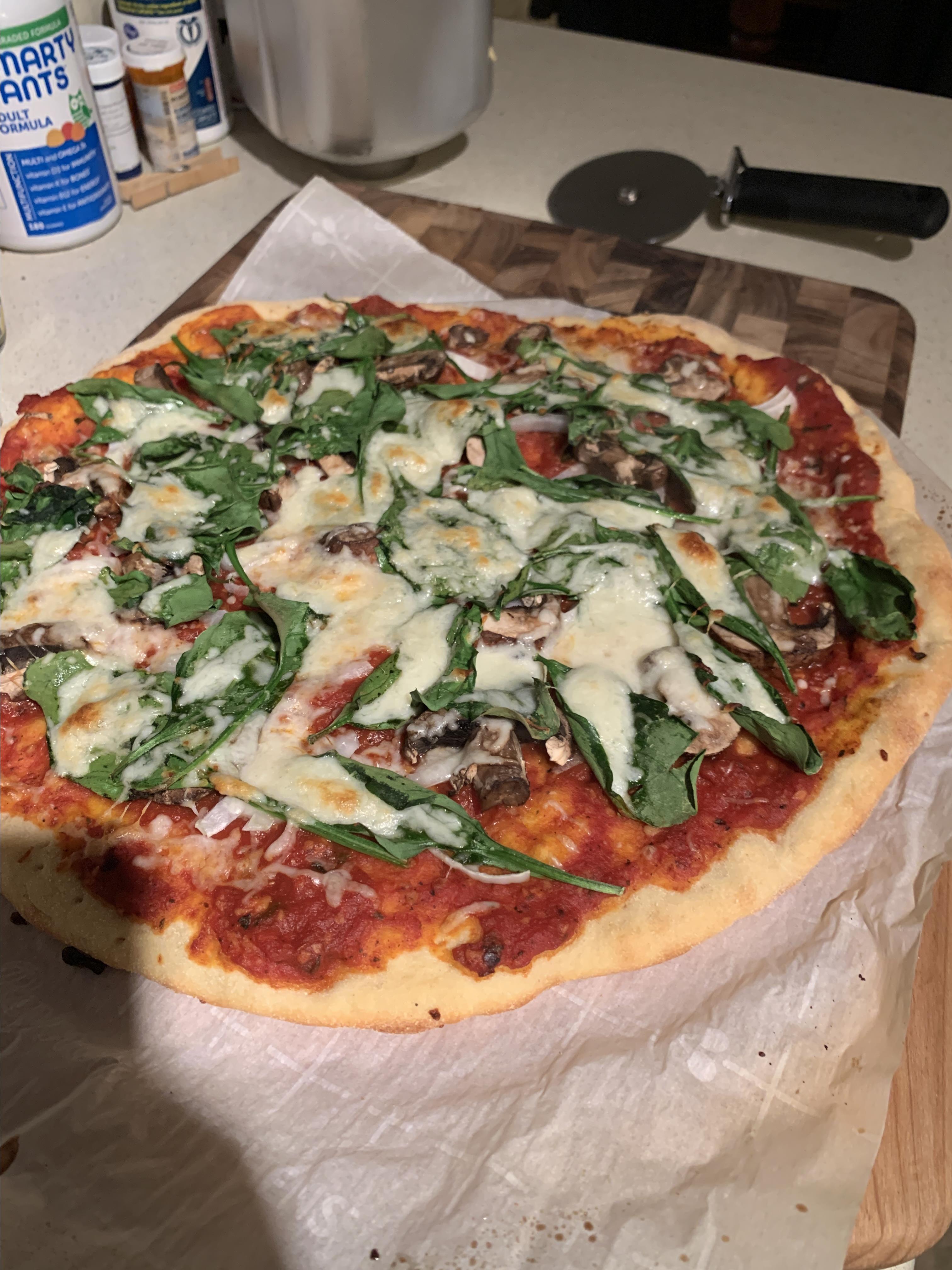 Joyce's Simple Pizza Sauce Tbred