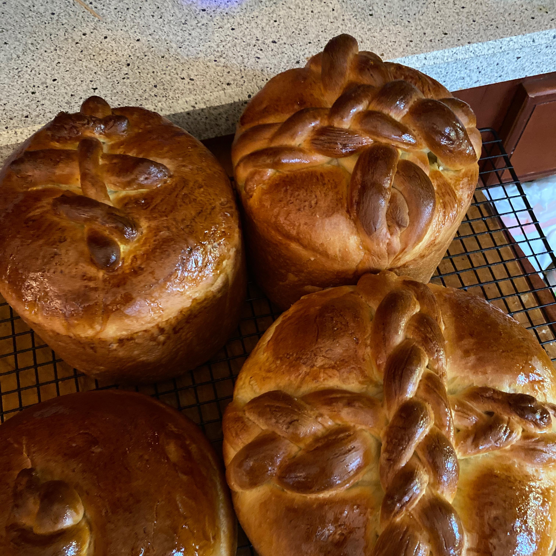 Paska Bread